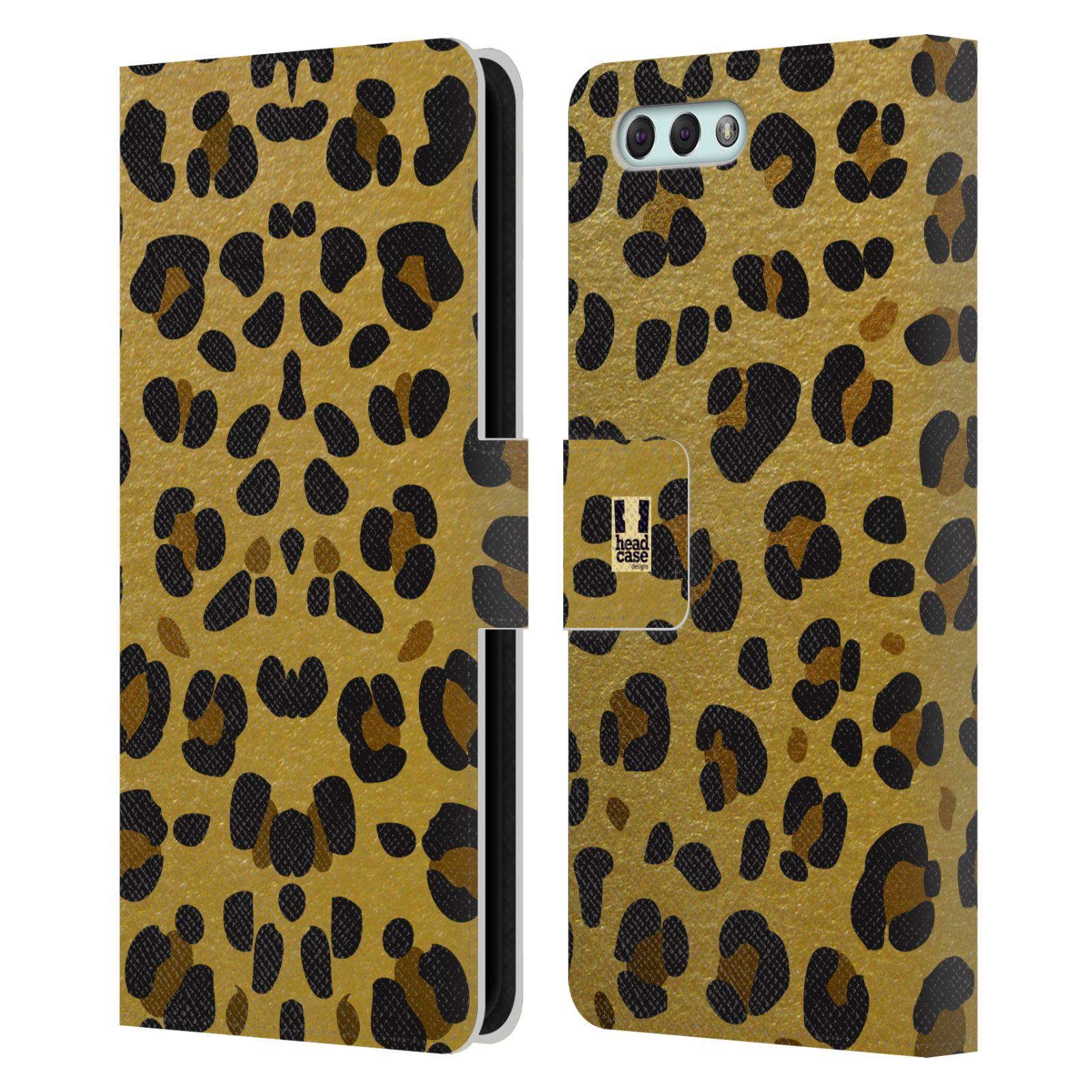Pouzdro na mobil Asus Zenfone 4 ZE554KL - Head Case - Fashion zvířecí vzor