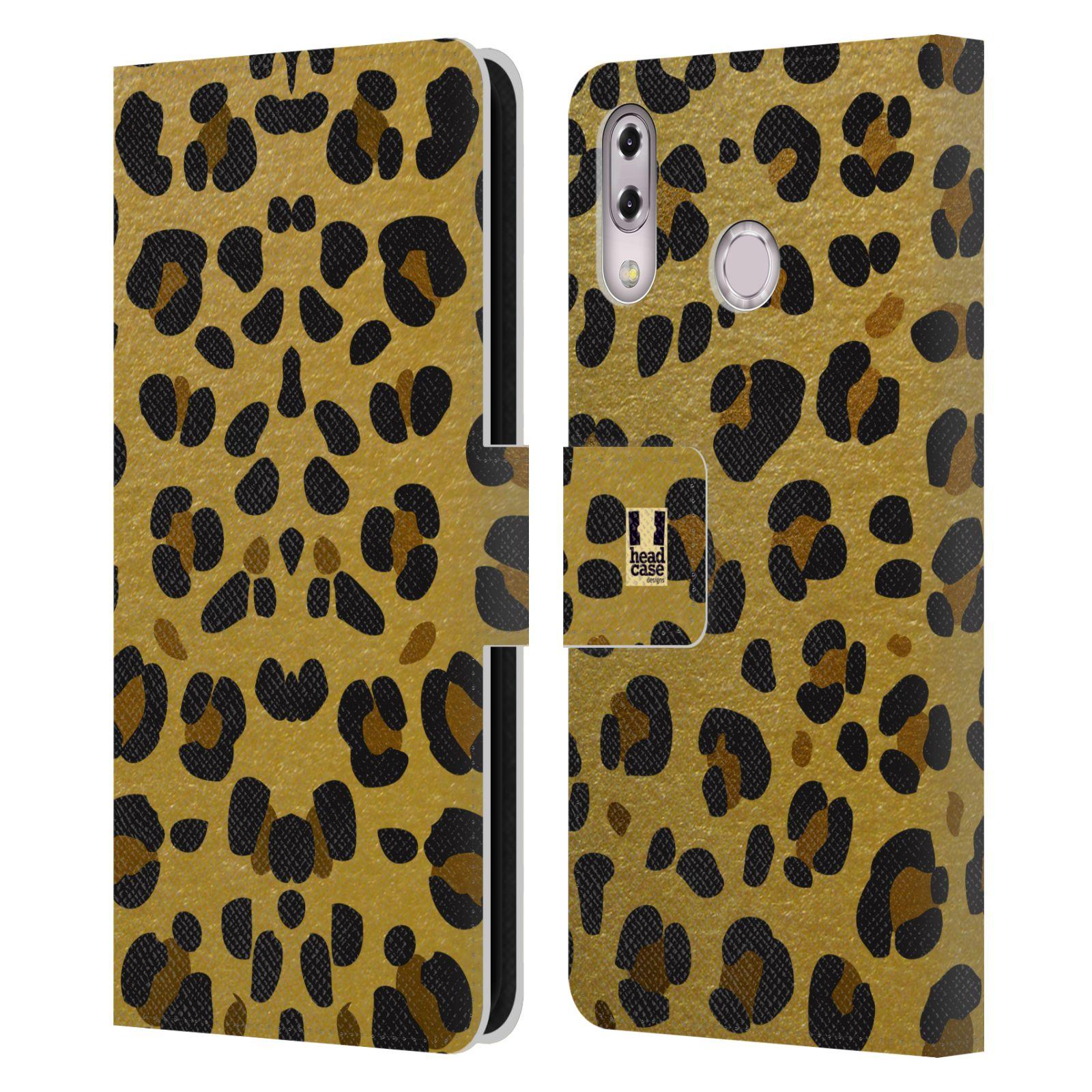 Pouzdro na mobil Asus Zenfone 5z ZS620KL / 5 ZE620KL - Head Case - Fashion zvířecí vzor