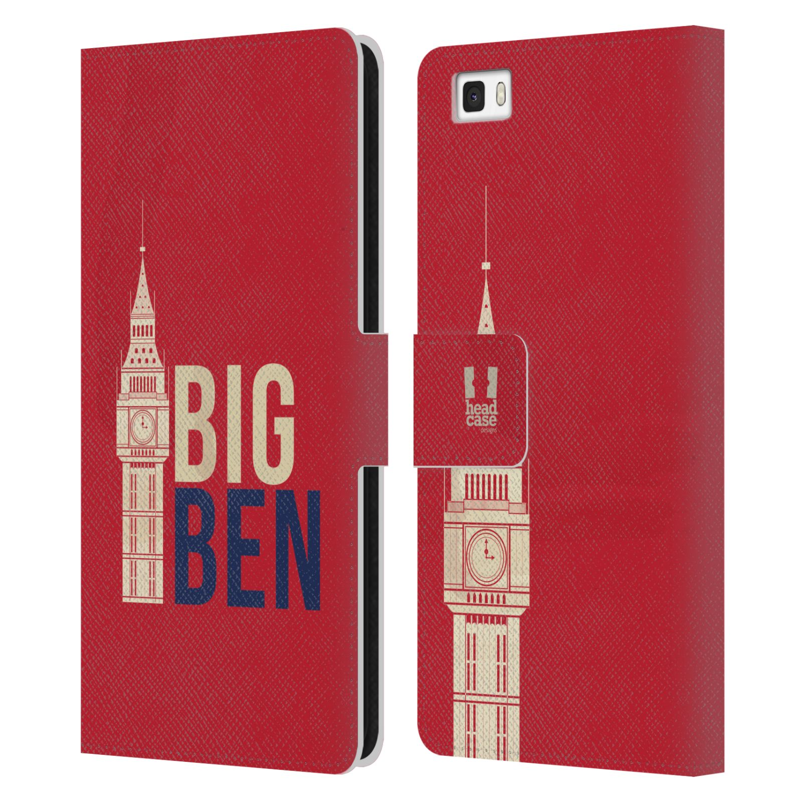 Book Cover Design London : Head case designs london best leather book wallet