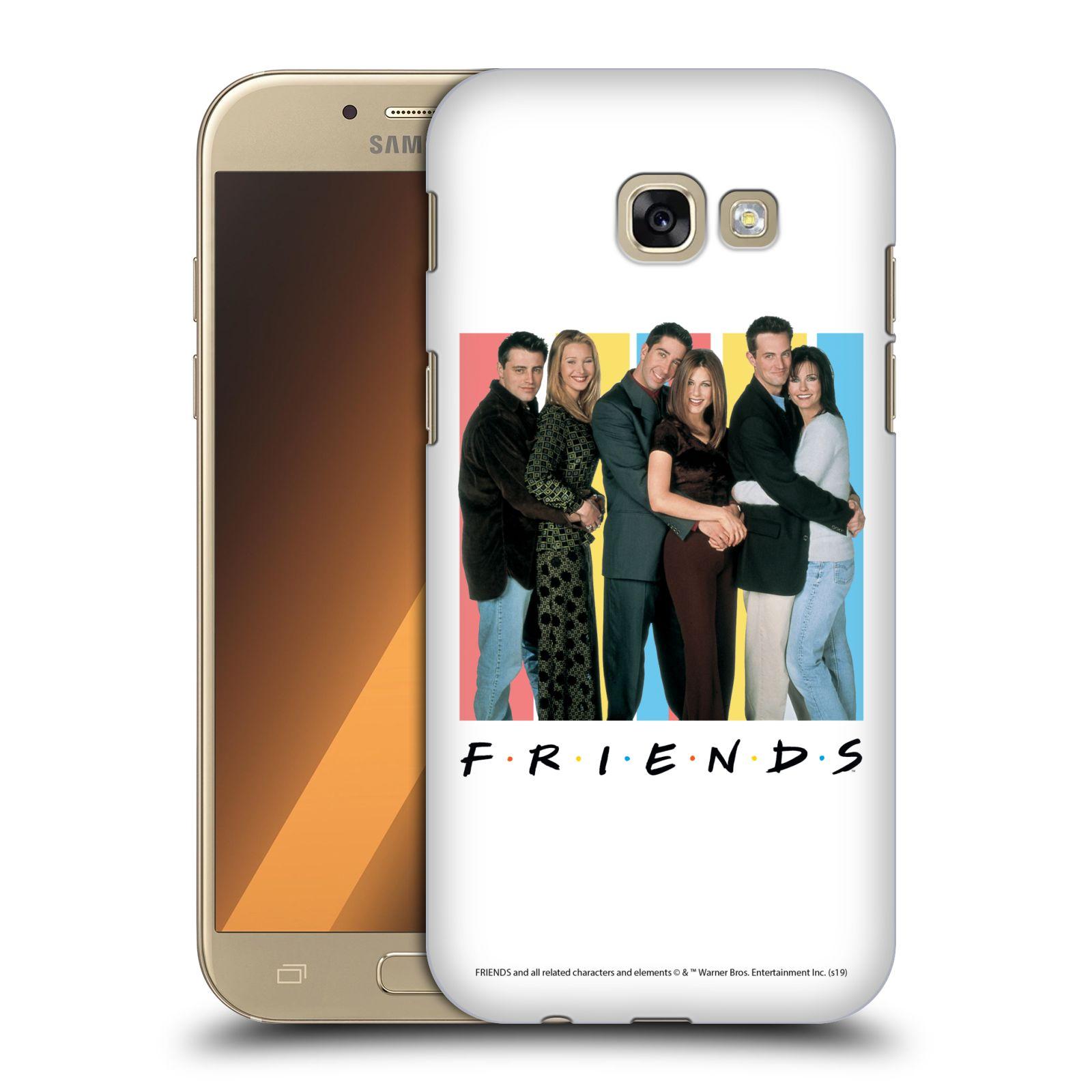 Pouzdro na mobil Samsung Galaxy A5 2017 (A520) - HEAD CASE - Seriál Přátelé - Foto