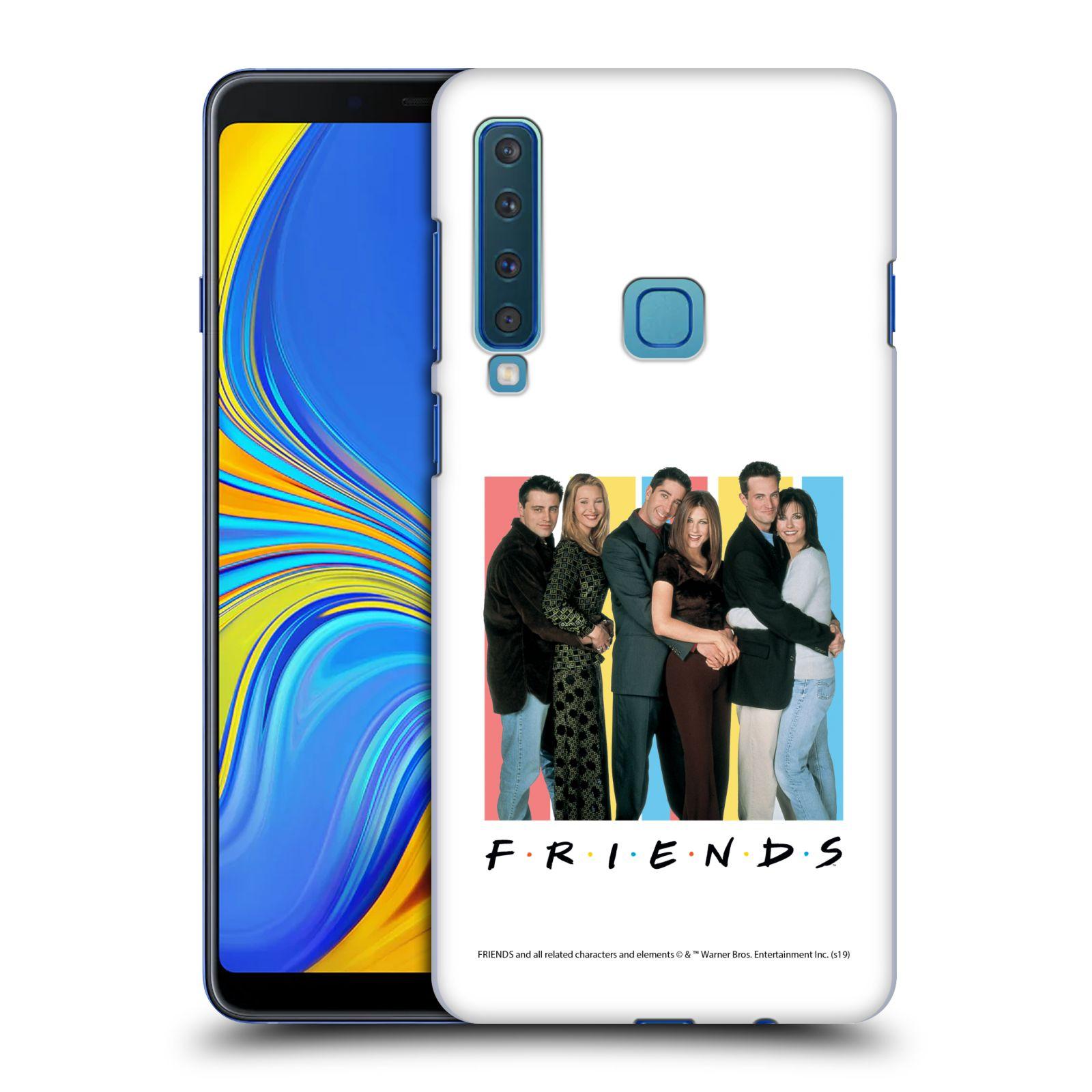 Pouzdro na mobil Samsung Galaxy A9 2018 - HEAD CASE - Seriál Přátelé - Foto