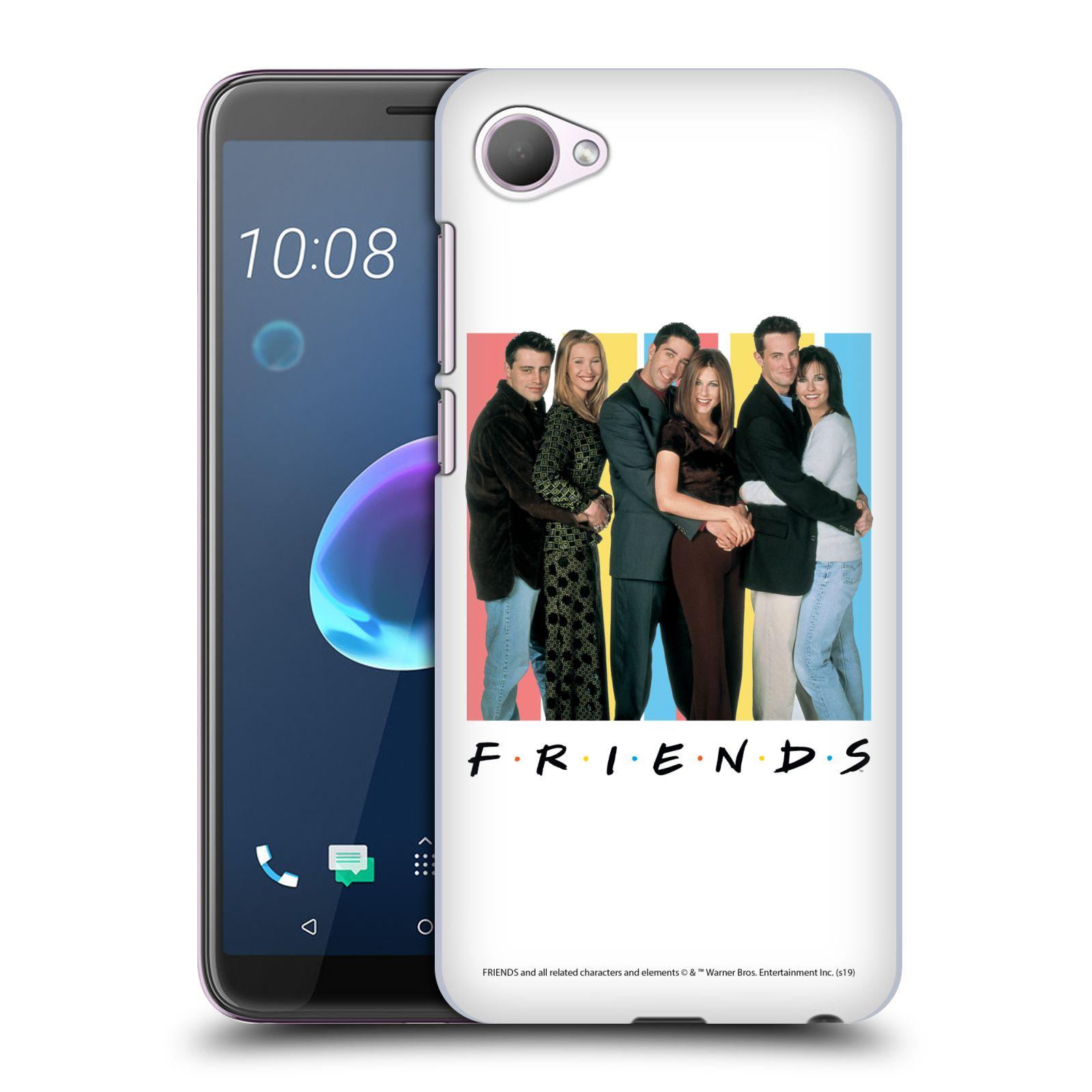 Pouzdro na mobil HTC Desire 12 / Desire 12 DUAL SIM - HEAD CASE - Seriál Přátelé - Foto