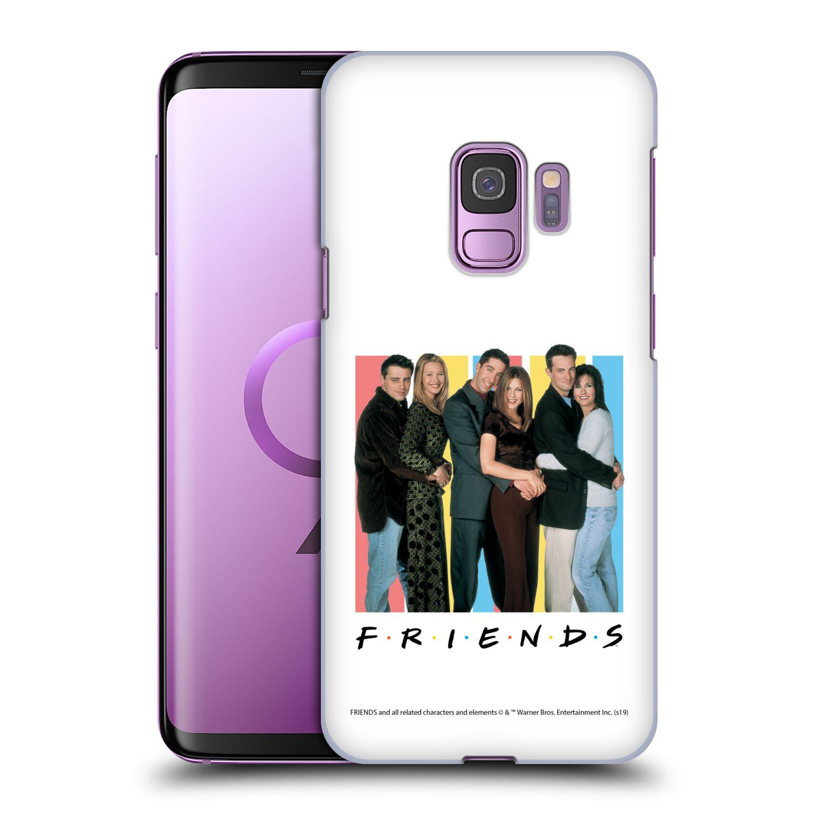 Pouzdro na mobil Samsung Galaxy S9 - HEAD CASE - Seriál Přátelé - Foto