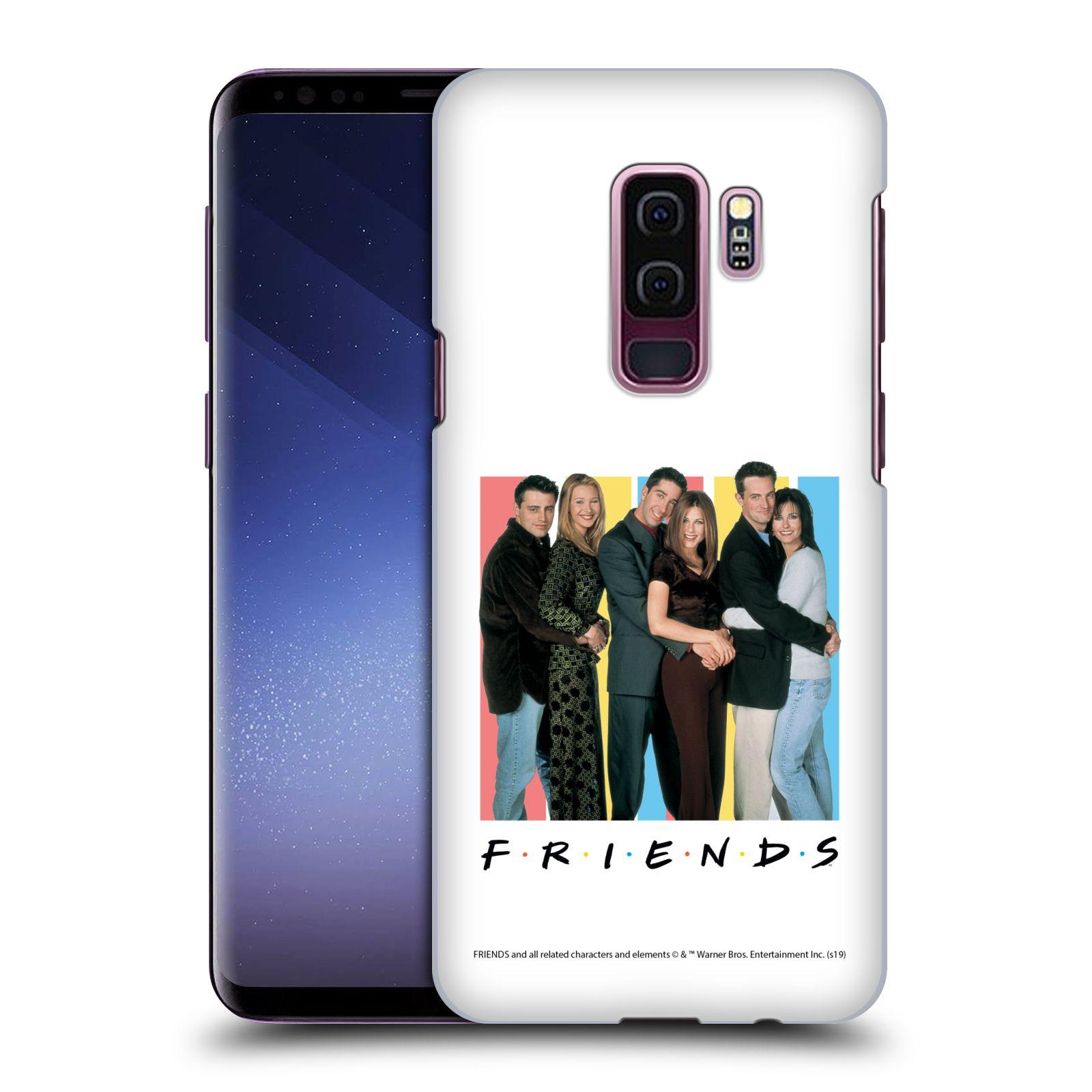 Pouzdro na mobil Samsung Galaxy S9+ / S9 PLUS - HEAD CASE - Seriál Přátelé - Foto