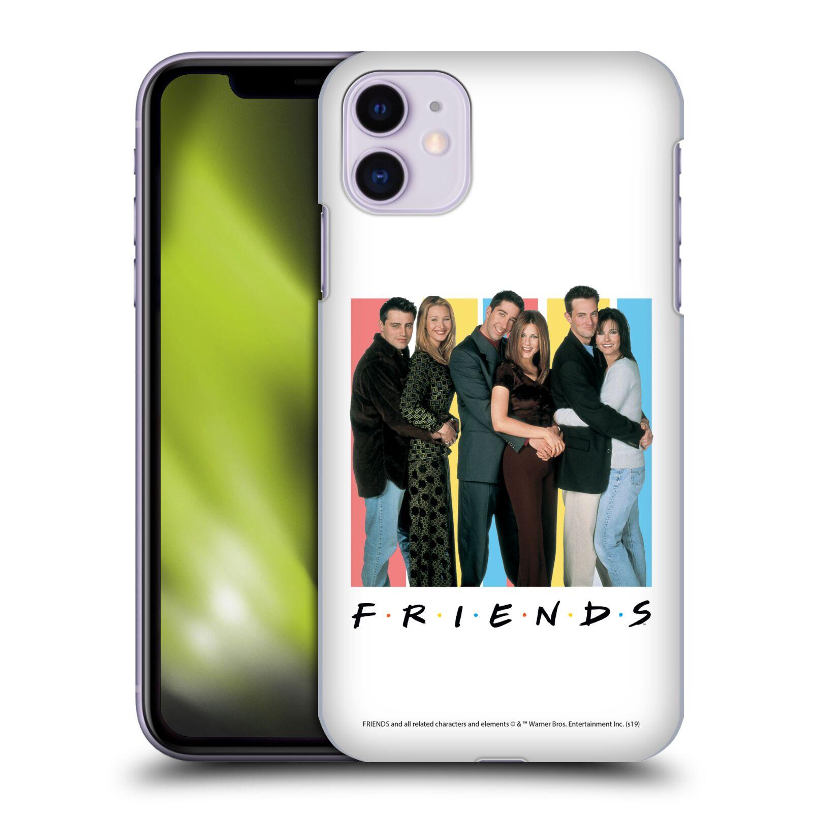 Pouzdro na mobil Apple Iphone 11 - HEAD CASE - Seriál Přátelé - Foto