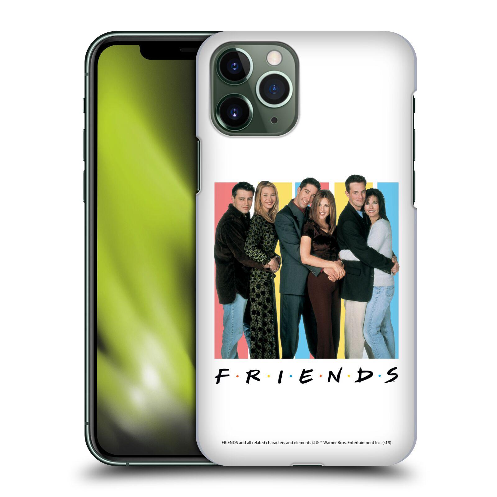 Pouzdro na mobil Apple Iphone 11 PRO - HEAD CASE - Seriál Přátelé - Foto