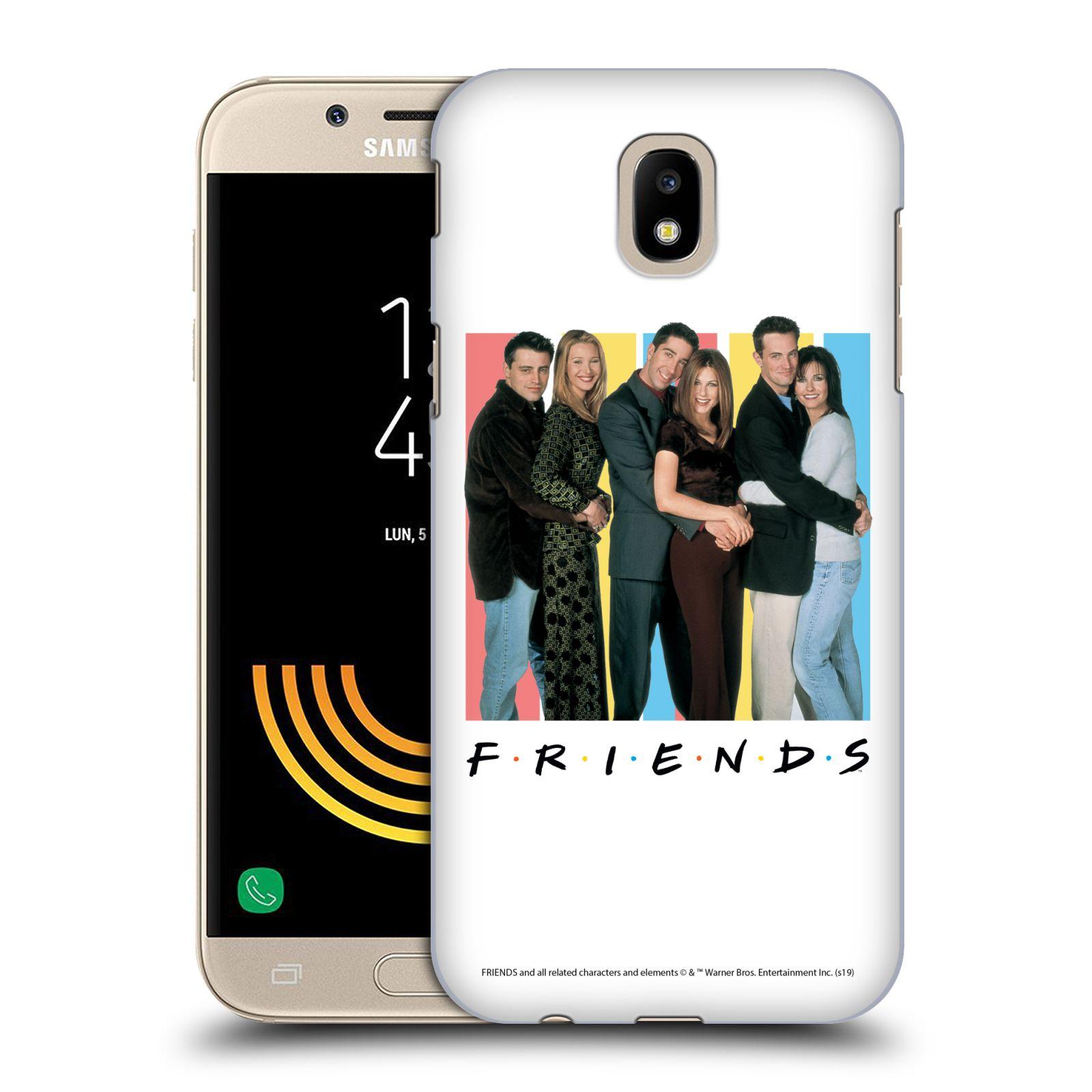 Pouzdro na mobil Samsung Galaxy J5 2017 - HEAD CASE - Seriál Přátelé - Foto
