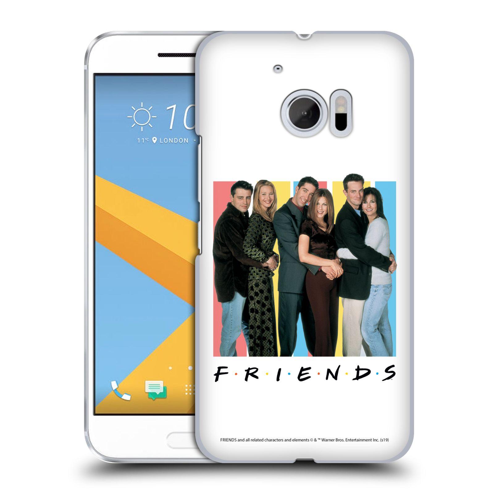 Pouzdro na mobil HTC 10 - HEAD CASE - Seriál Přátelé - Foto