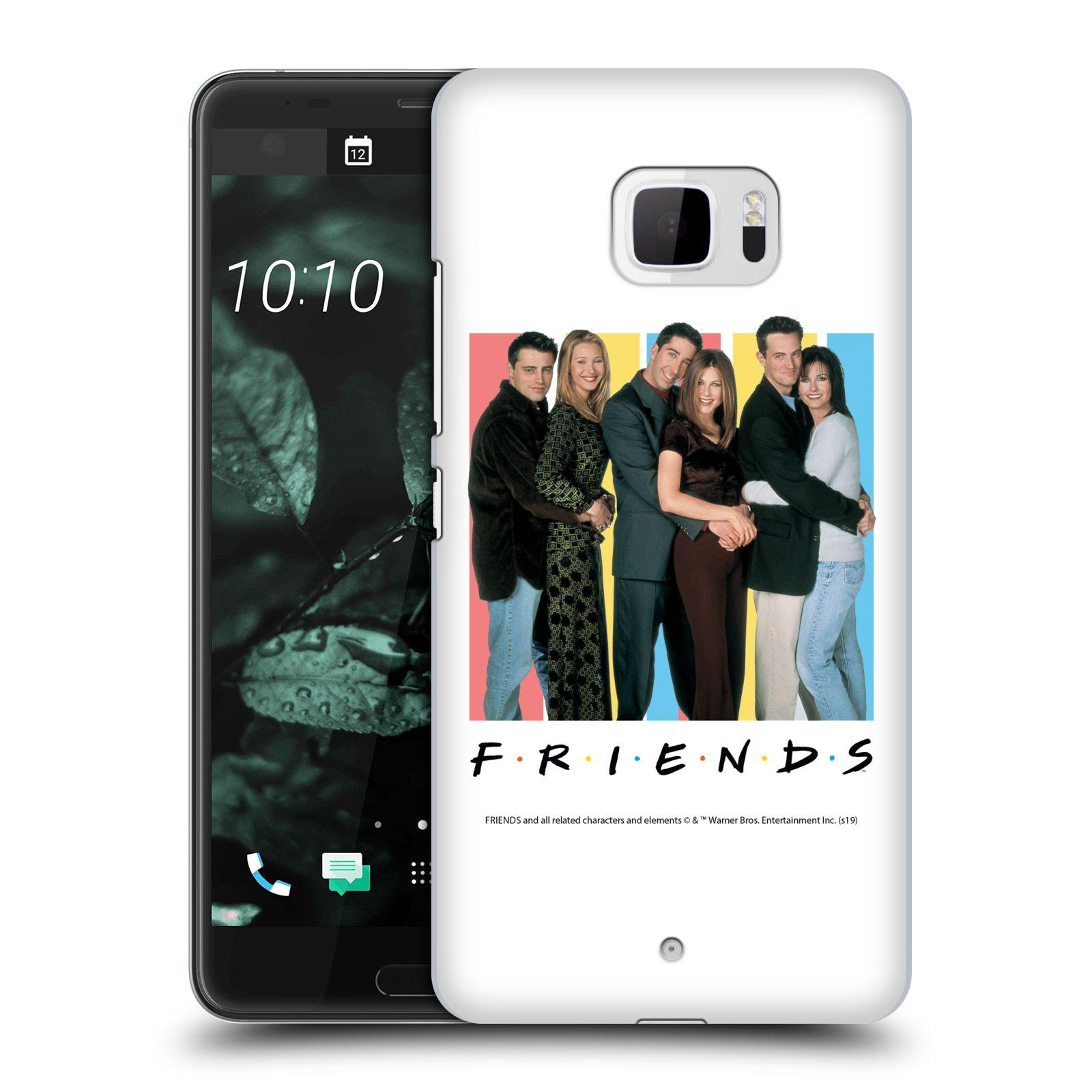 Pouzdro na mobil HTC U Ultra - HEAD CASE - Seriál Přátelé - Foto