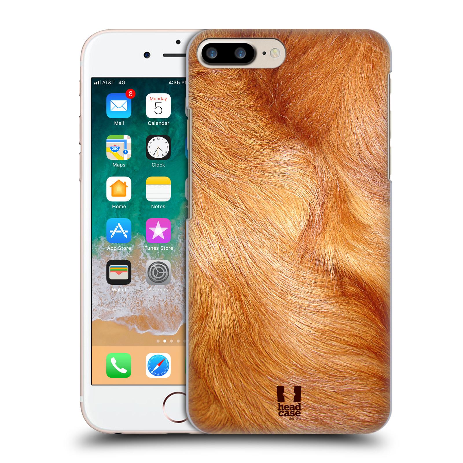 HEAD CASE plastový obal na mobil Apple Iphone 7 PLUS vzor Srstnatá kolekce pejsek Retrívr