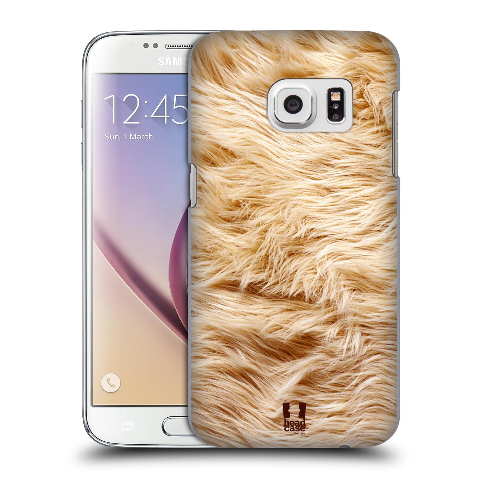 HEAD CASE plastový obal na mobil SAMSUNG GALAXY S7 vzor Srstnatá kolekce pejsek Teriér