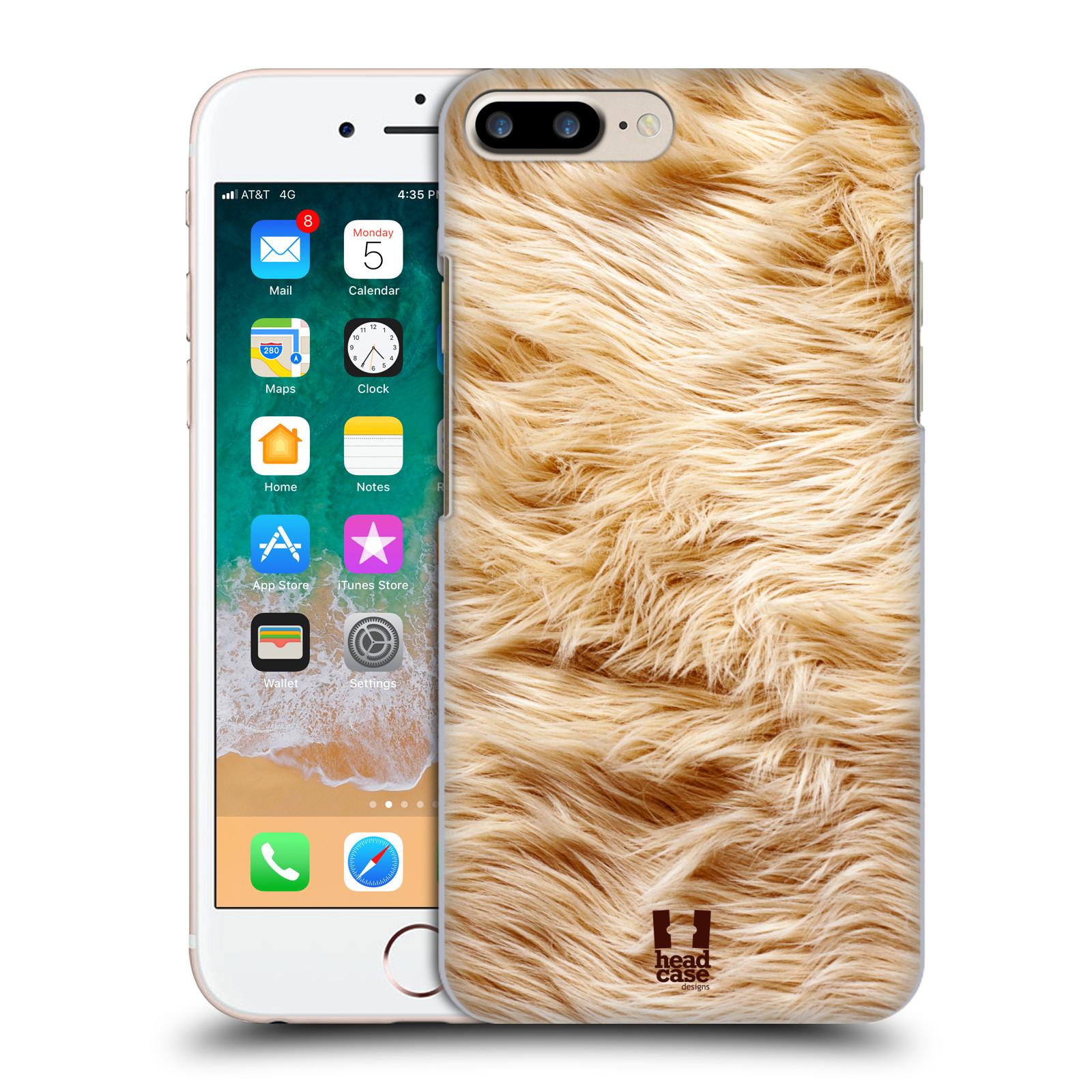 HEAD CASE plastový obal na mobil Apple Iphone 7 PLUS vzor Srstnatá kolekce pejsek Teriér