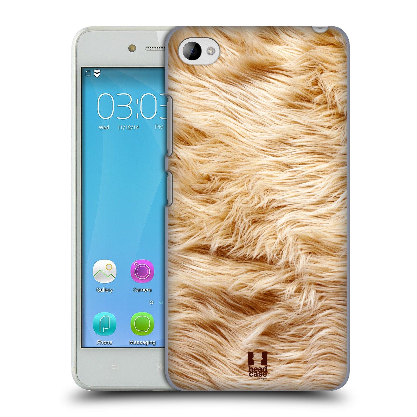 HEAD CASE pevný plastový obal na mobil LENOVO S90 vzor Srstnatá kolekce pejsek Teriér