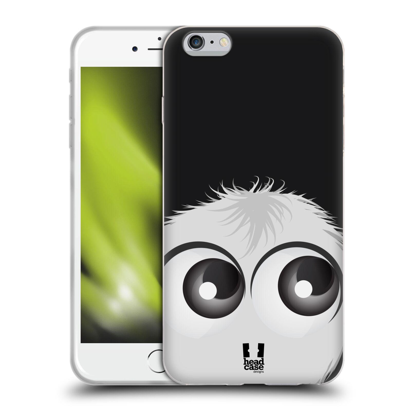 HEAD CASE silikonový obal na mobil Apple Iphone 6 PLUS  6S PLUS vzor  Barevný chlupatý empty b59567be317