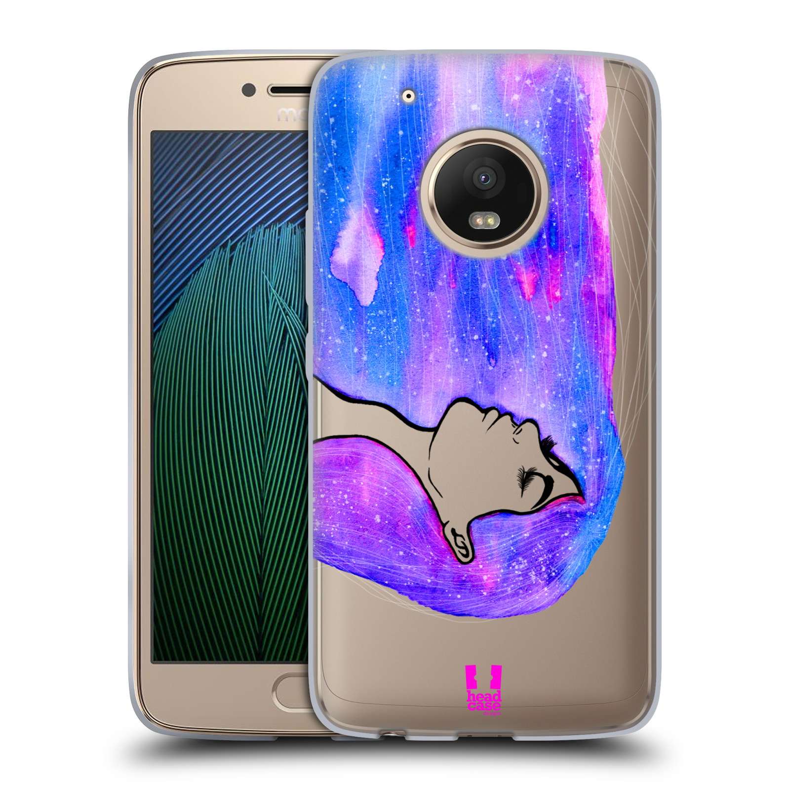 HEAD-CASE-DESIGNS-GALAXY-HAIR-SOFT-GEL-CASE-FOR-MOTOROLA-MOTO-G5-PLUS