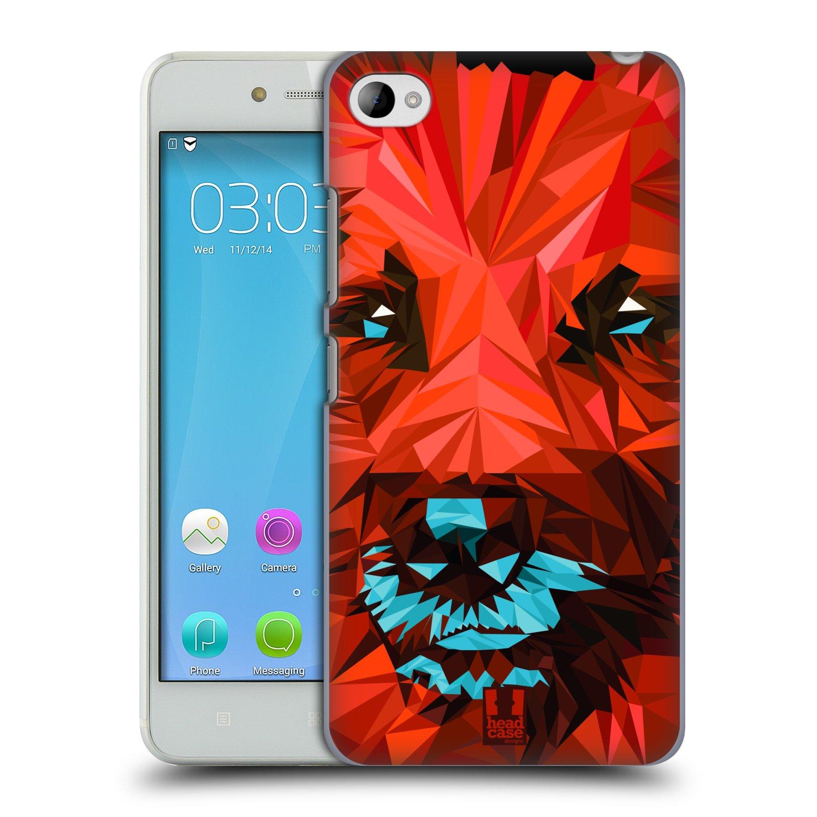 HEAD CASE pevný plastový obal na mobil LENOVO S90 vzor Geometrická zvířata 2 pes
