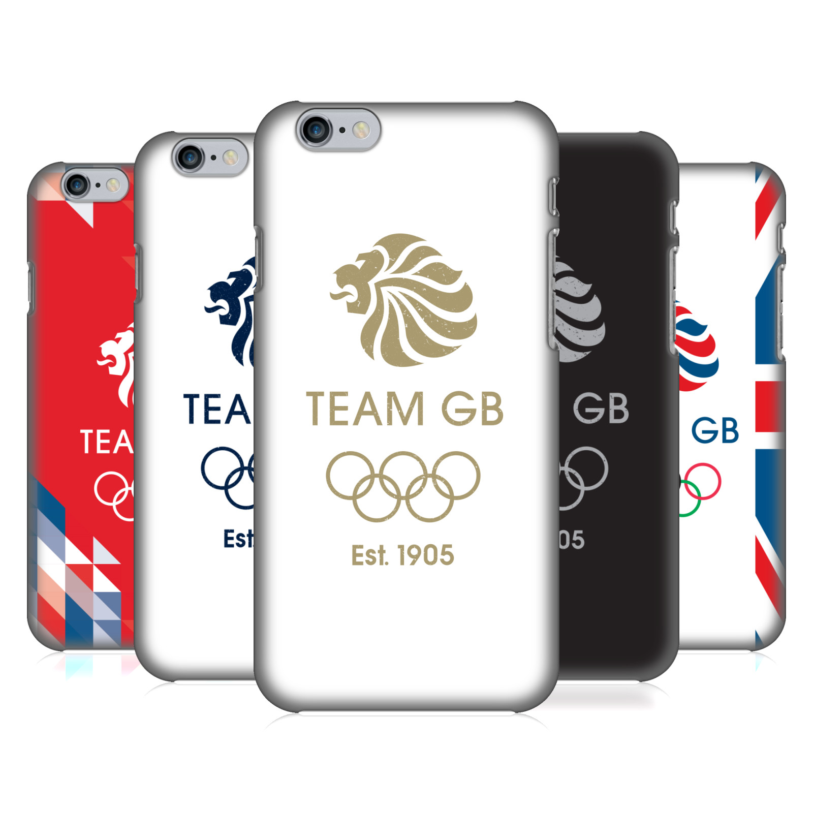 Team GB Phone and Tablet cases