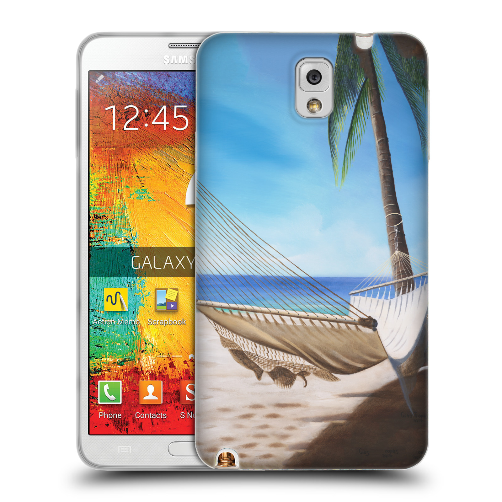 OFFICIAL-GENO-PEOPLES-ART-HOLIDAY-SOFT-GEL-CASE-FOR-SAMSUNG-PHONES-2