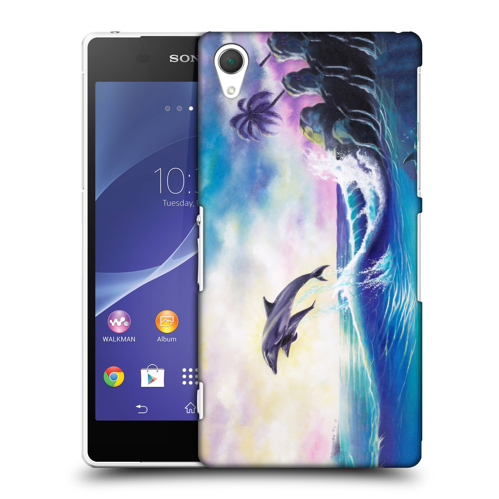 OFFICIAL-GENO-PEOPLES-ART-HOLIDAY-HARD-BACK-CASE-FOR-SONY-PHONES-2