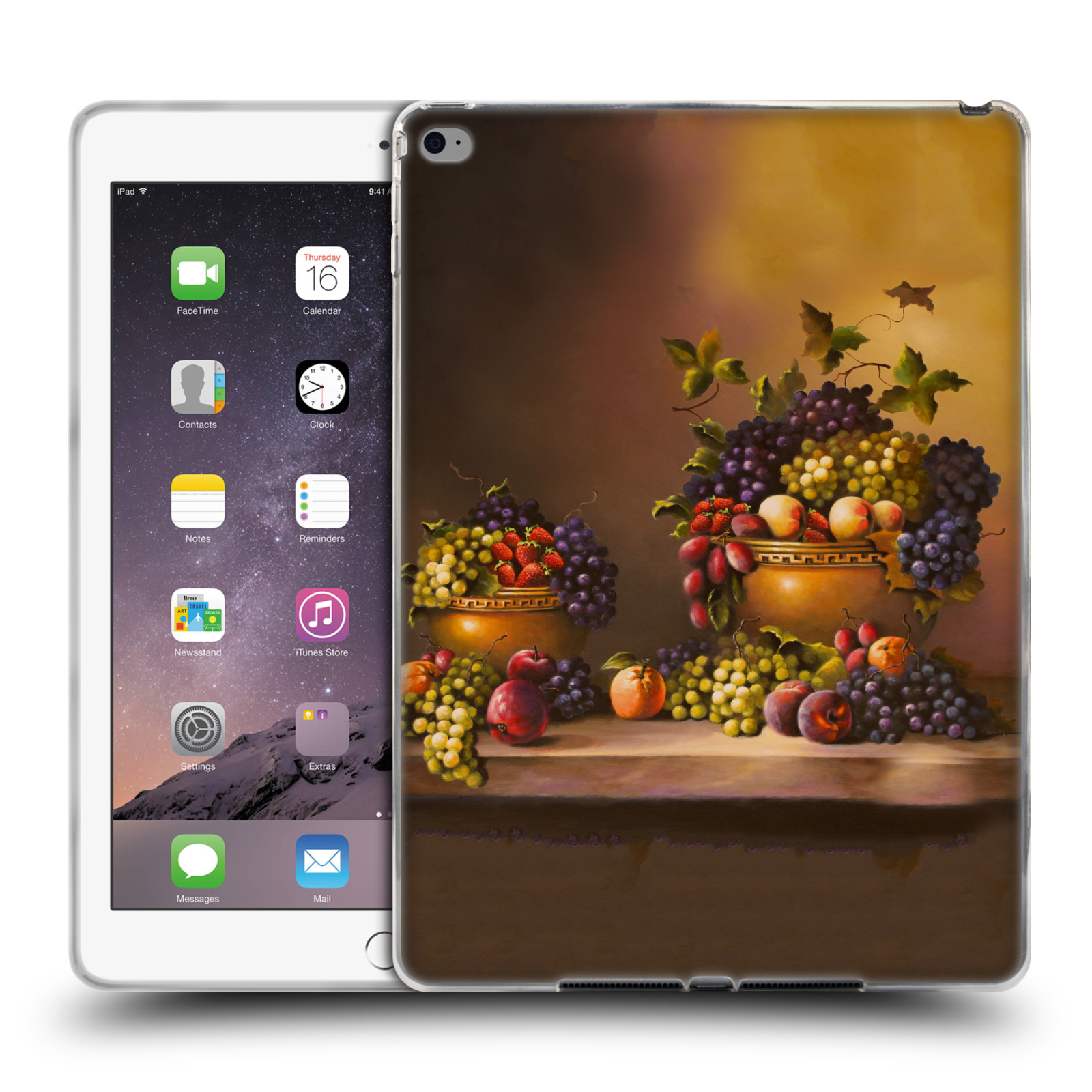 UFFICIALE-GENO-PEOPLES-ART-VACANZE-CASE-IN-GEL-PER-APPLE-SAMSUNG-TABLETS