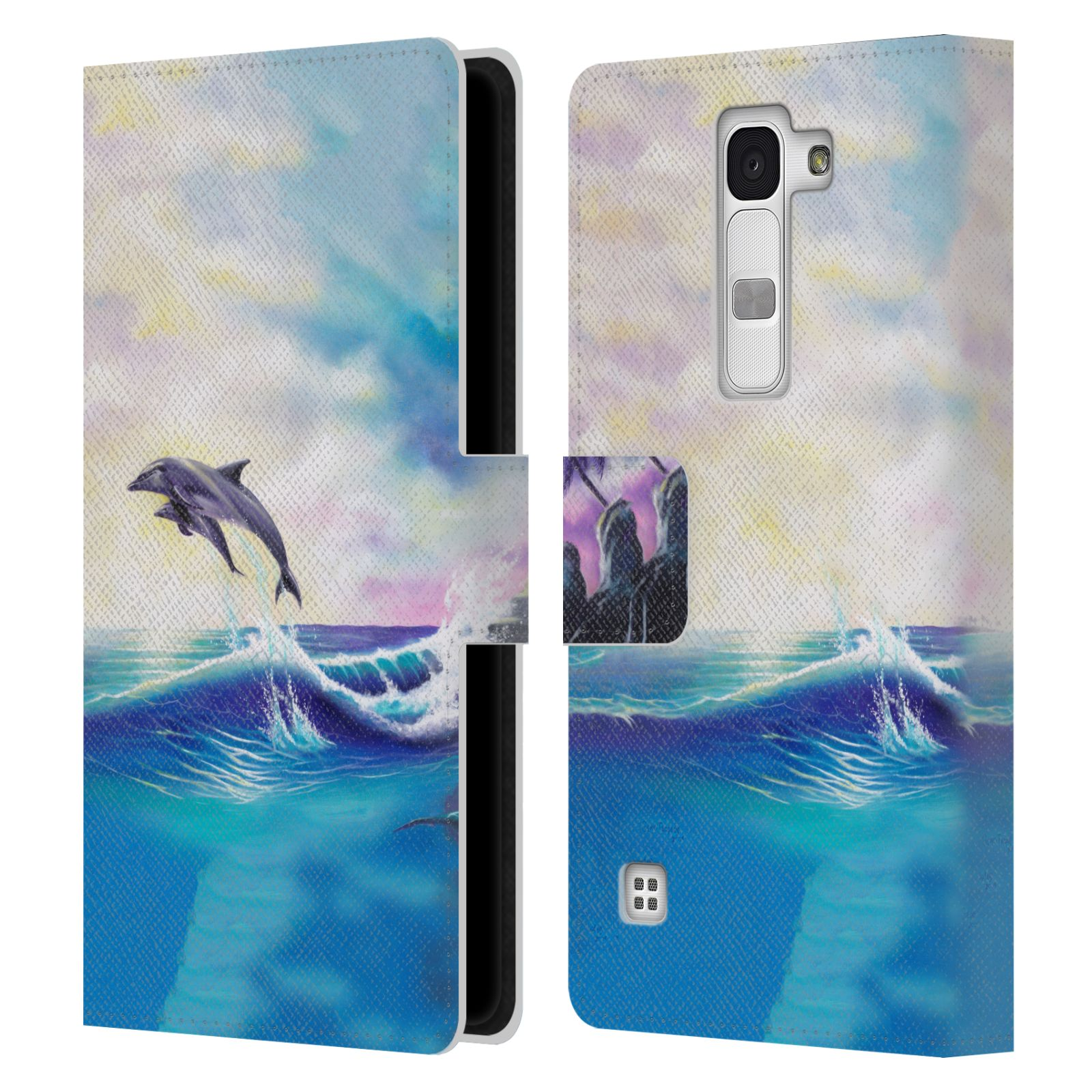 OFFICIAL-GENO-PEOPLES-ART-HOLIDAY-LEATHER-BOOK-WALLET-CASE-COVER-FOR-LG-PHONES-2