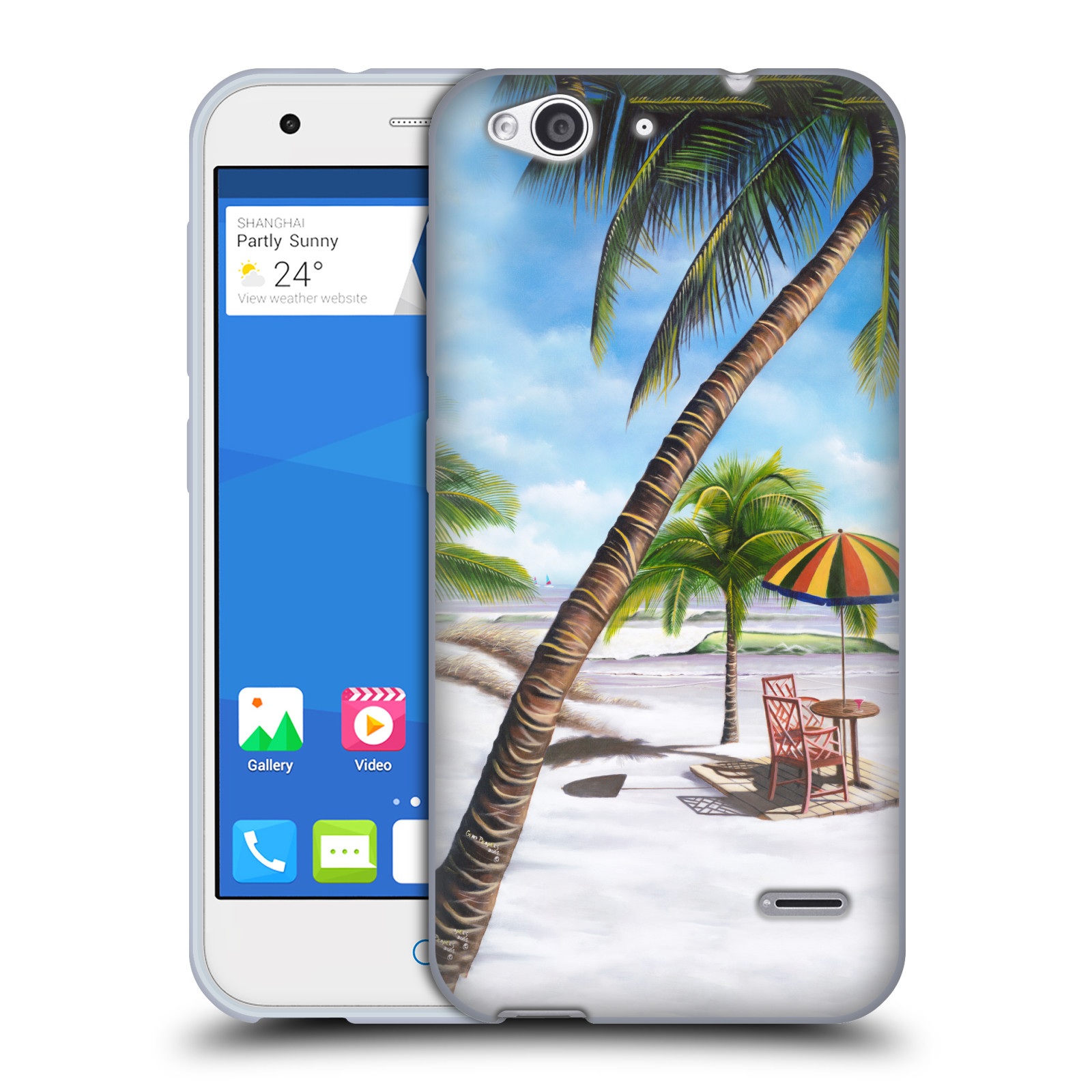 OFFICIAL-GENO-PEOPLES-ART-HOLIDAY-SOFT-GEL-CASE-FOR-ZTE-PHONES