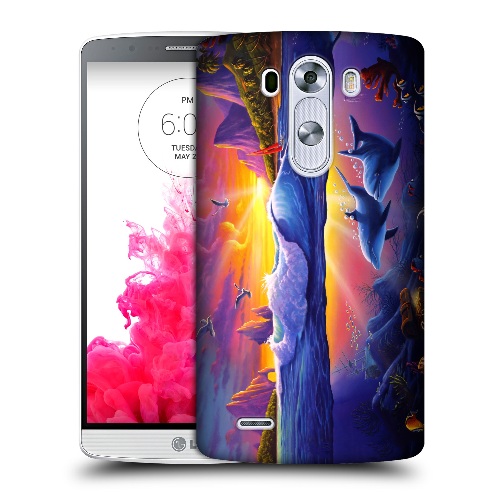 OFFICIAL-GENO-PEOPLES-ART-HOLIDAY-HARD-BACK-CASE-FOR-LG-PHONES-1