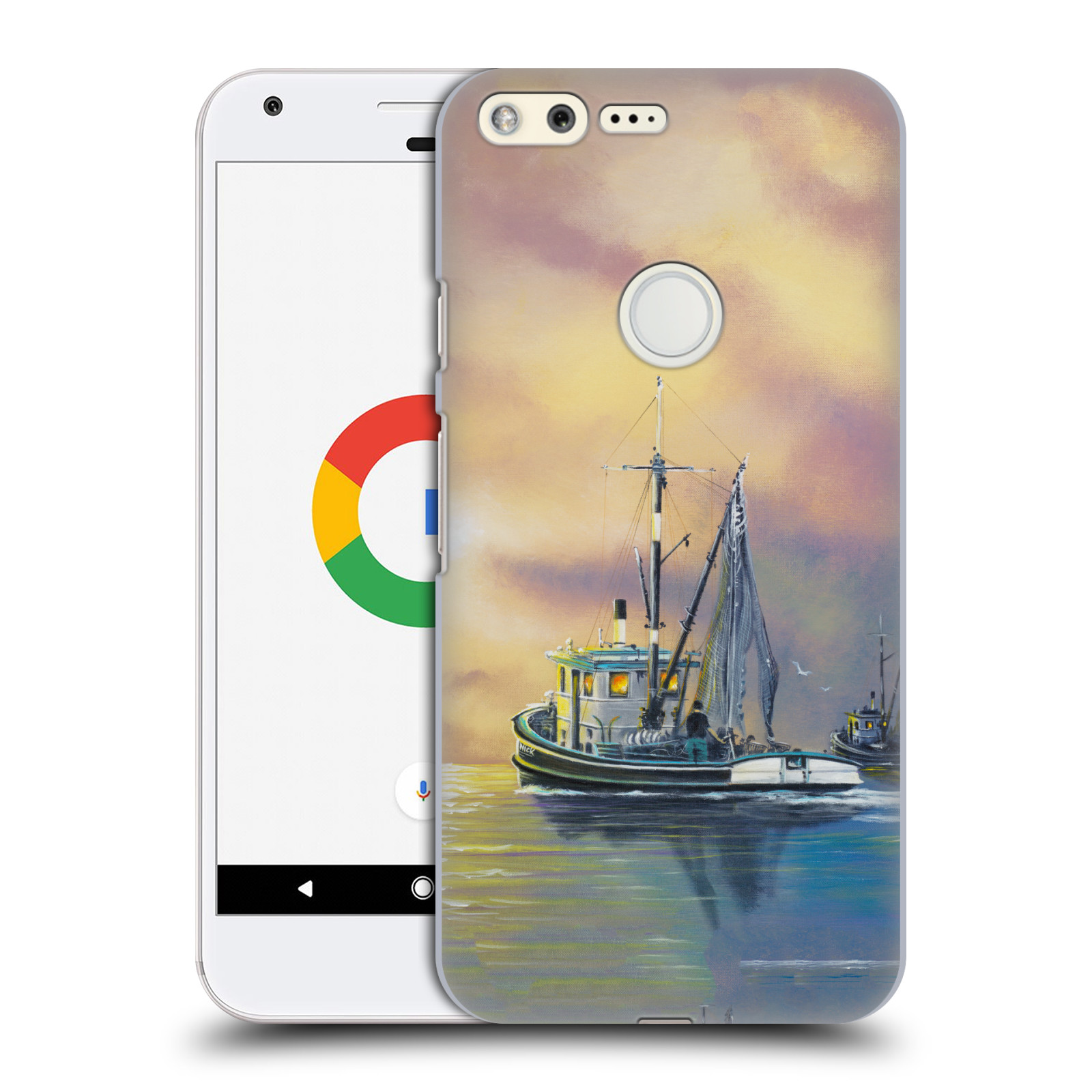OFFICIAL-GENO-PEOPLES-ART-HOLIDAY-HARD-BACK-CASE-FOR-GOOGLE-PHONES