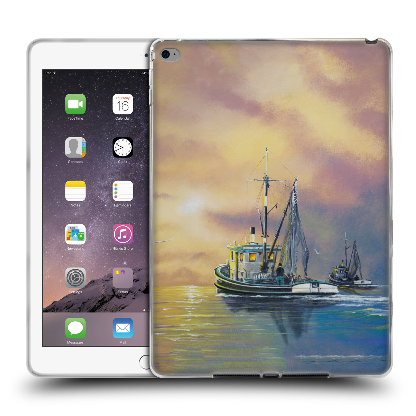OFFICIAL-GENO-PEOPLES-ART-HOLIDAY-SOFT-GEL-CASE-FOR-APPLE-SAMSUNG-TABLETS