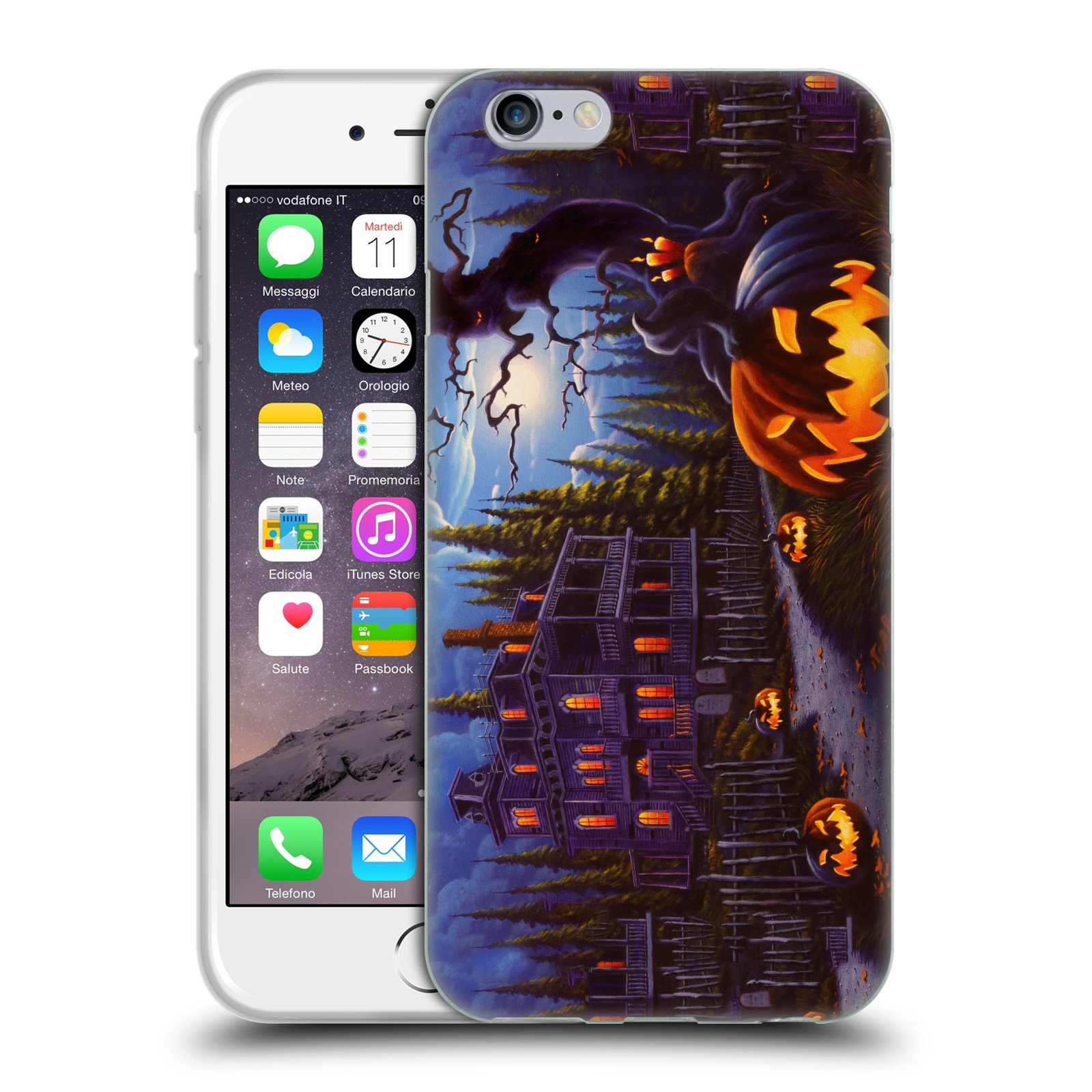 OFFICIAL-GENO-PEOPLES-ART-HALLOWEEN-SOFT-GEL-CASE-FOR-APPLE-iPHONE-PHONES