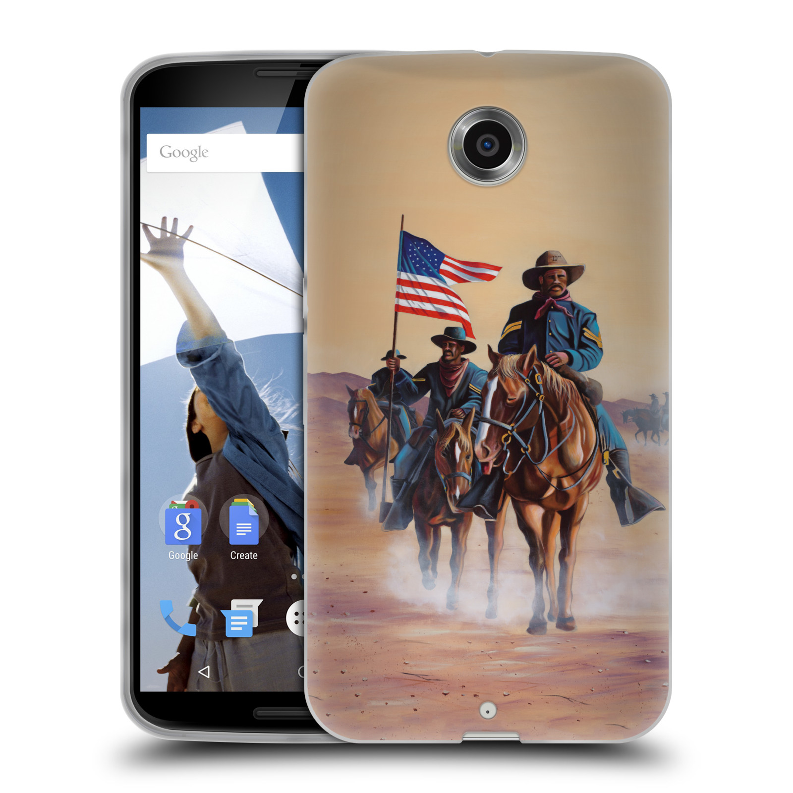OFFICIAL-GENO-PEOPLES-ART-LIFE-SOFT-GEL-CASE-FOR-MOTOROLA-PHONES