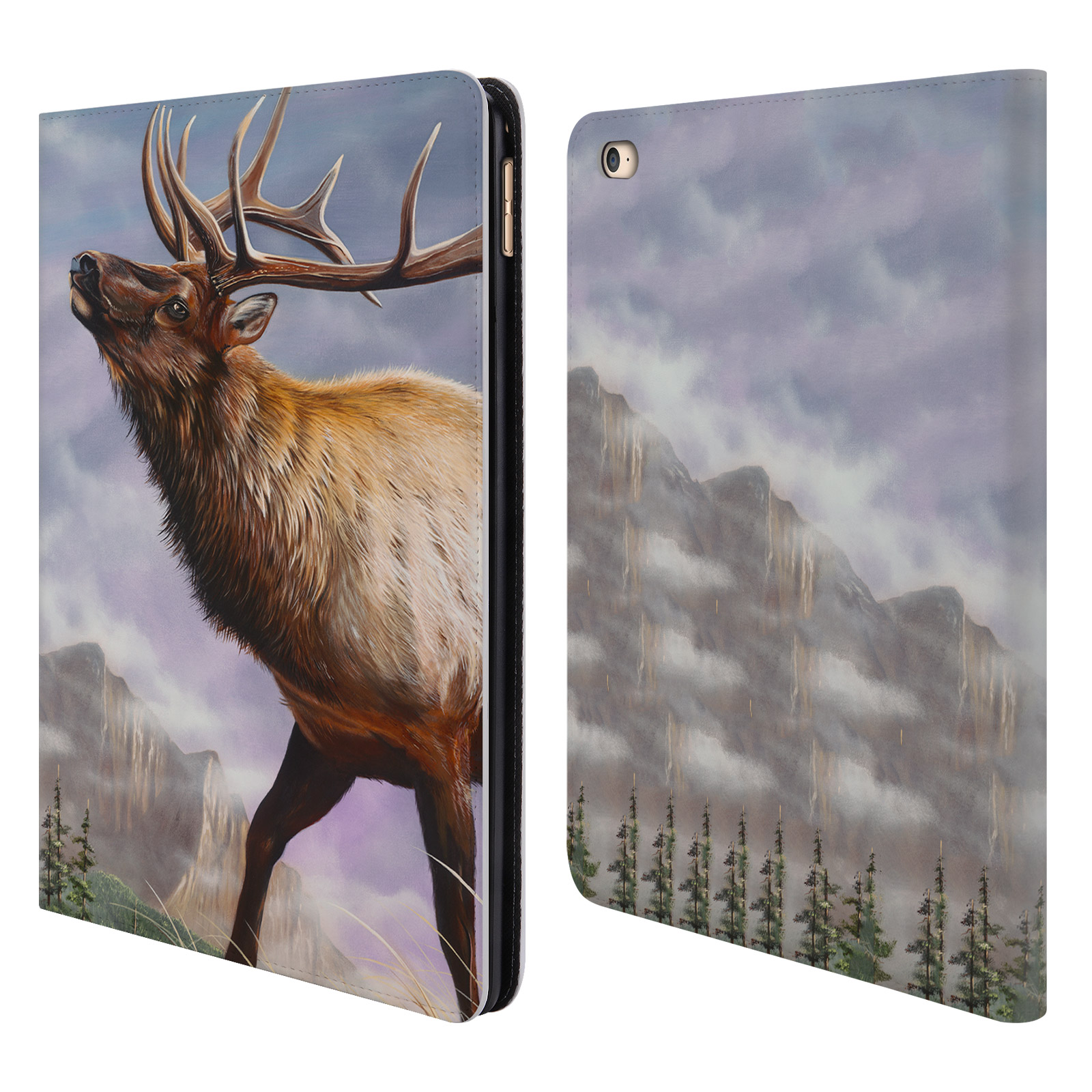 OFFICIAL-GENO-PEOPLES-ART-LIFE-LEATHER-BOOK-WALLET-CASE-COVER-FOR-APPLE-iPAD