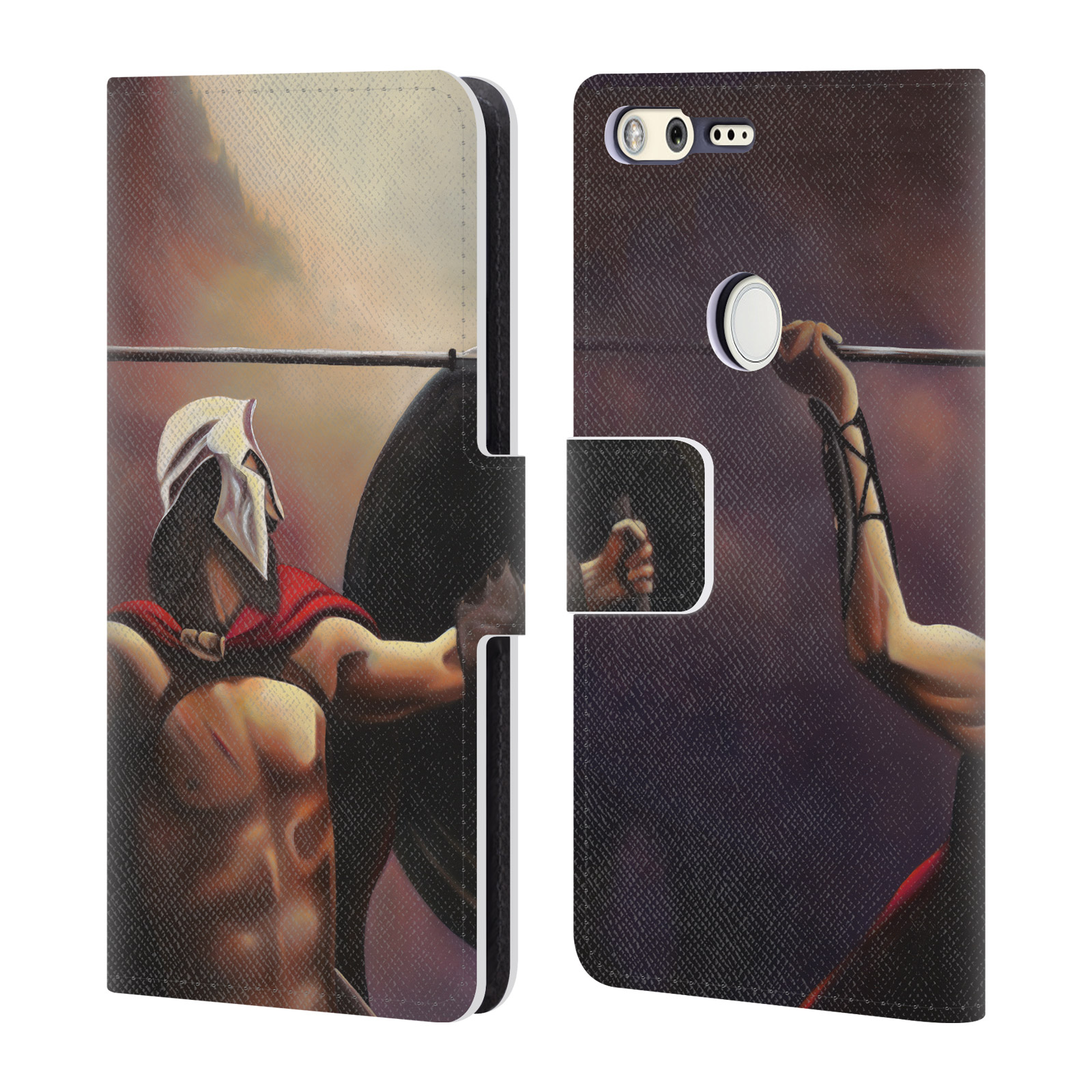 OFFICIAL-GENO-PEOPLES-ART-LIFE-LEATHER-BOOK-WALLET-CASE-COVER-FOR-GOOGLE-PHONES