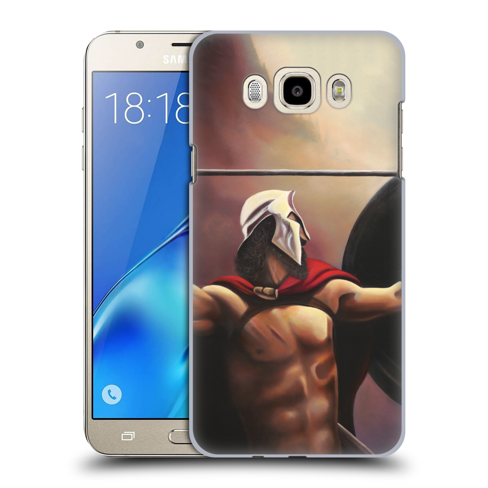 OFFICIAL-GENO-PEOPLES-ART-LIFE-HARD-BACK-CASE-FOR-SAMSUNG-PHONES-3