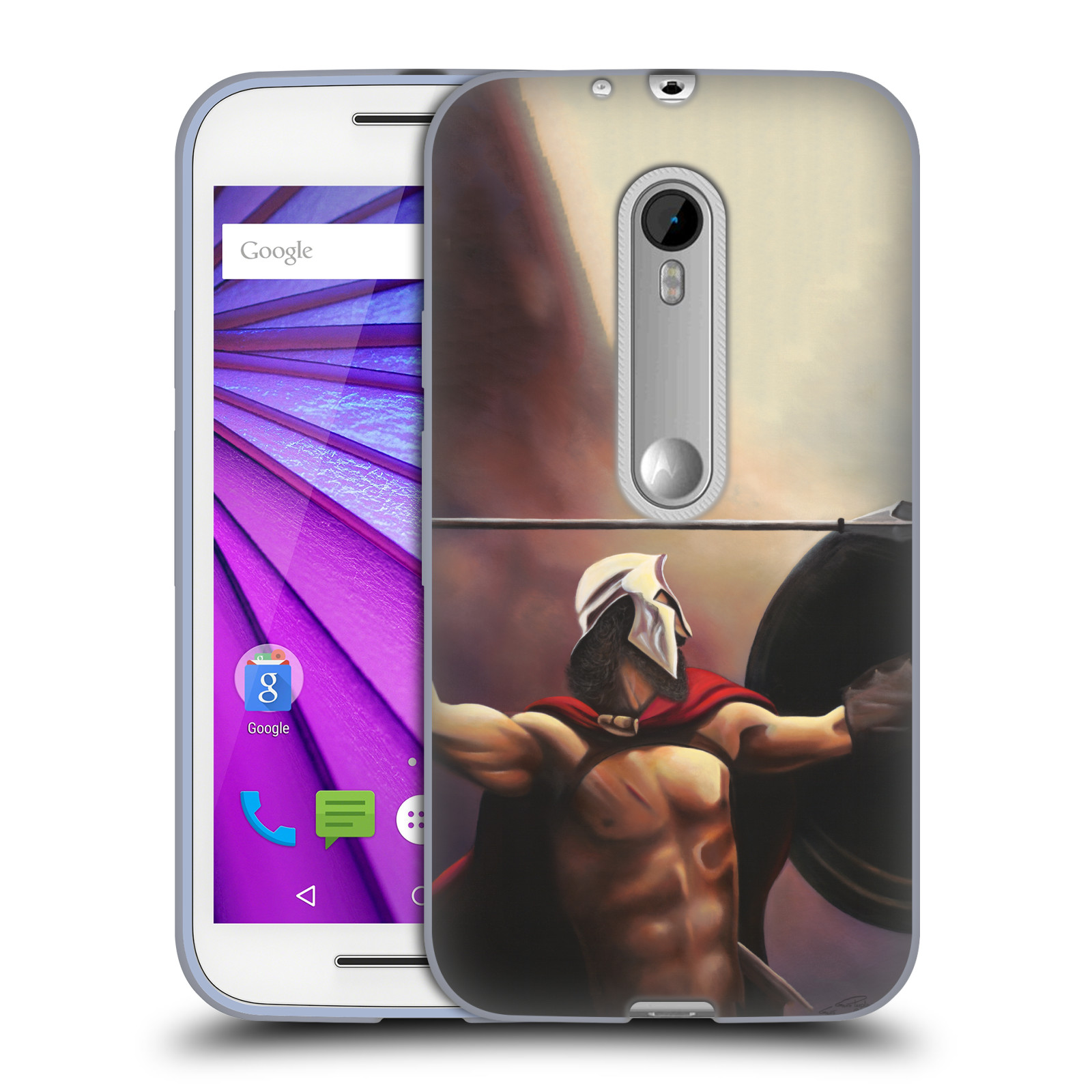 UFFICIALE-GENO-PEOPLES-ART-VITA-COVER-MORBIDA-IN-GEL-PER-MOTOROLA-TELEFONI-2