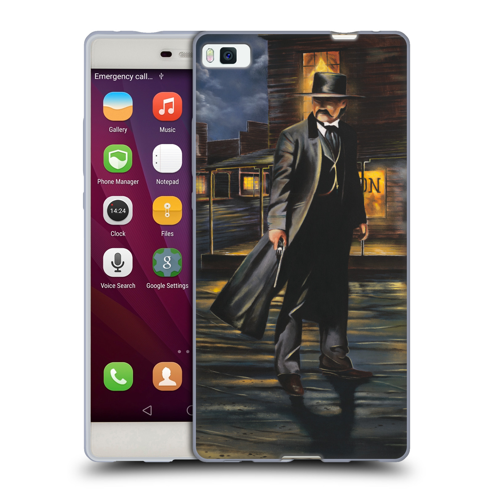 OFFICIAL-GENO-PEOPLES-ART-LIFE-SOFT-GEL-CASE-FOR-HUAWEI-PHONES