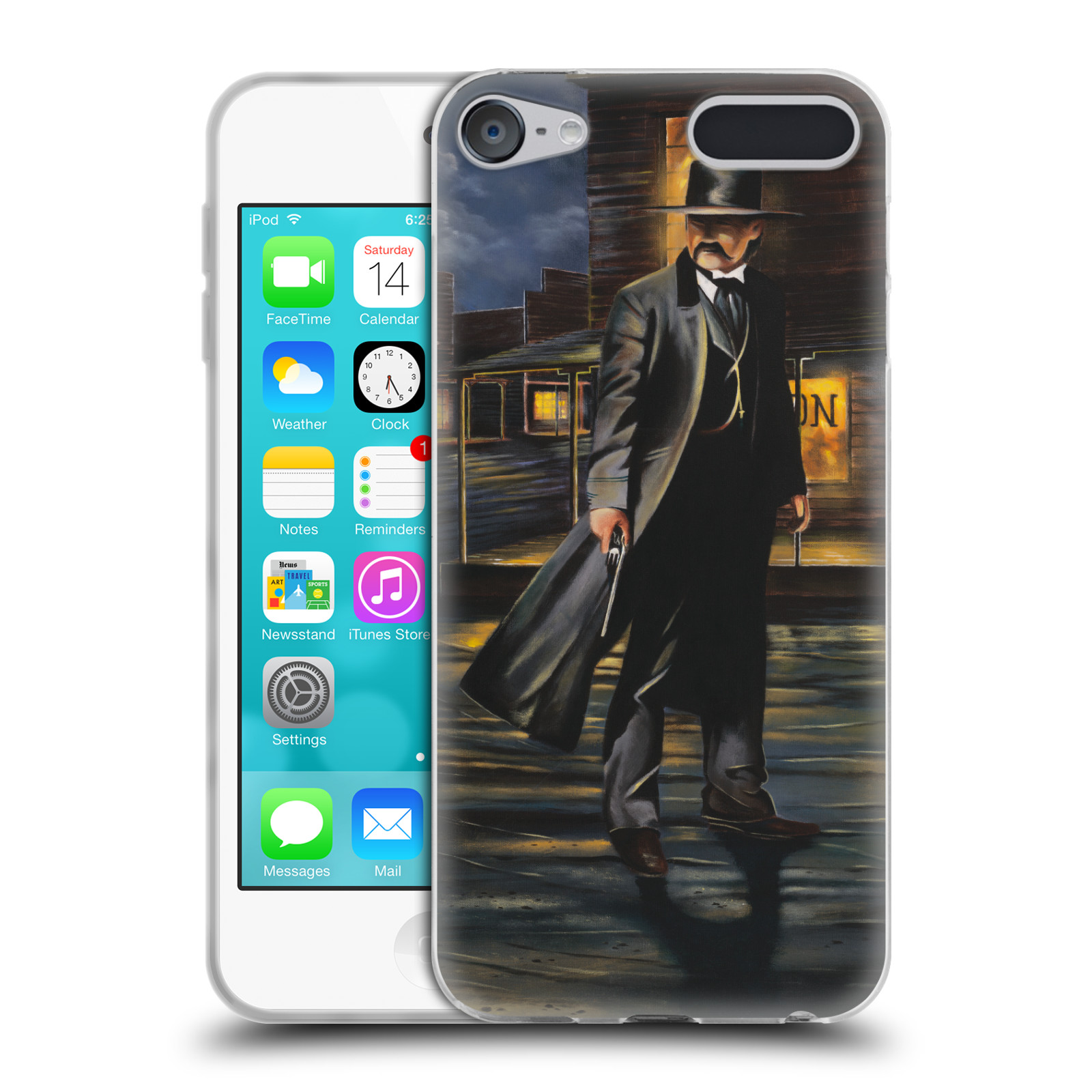 OFFICIAL-GENO-PEOPLES-ART-LIFE-SOFT-GEL-CASE-FOR-APPLE-iPOD-TOUCH-MP3