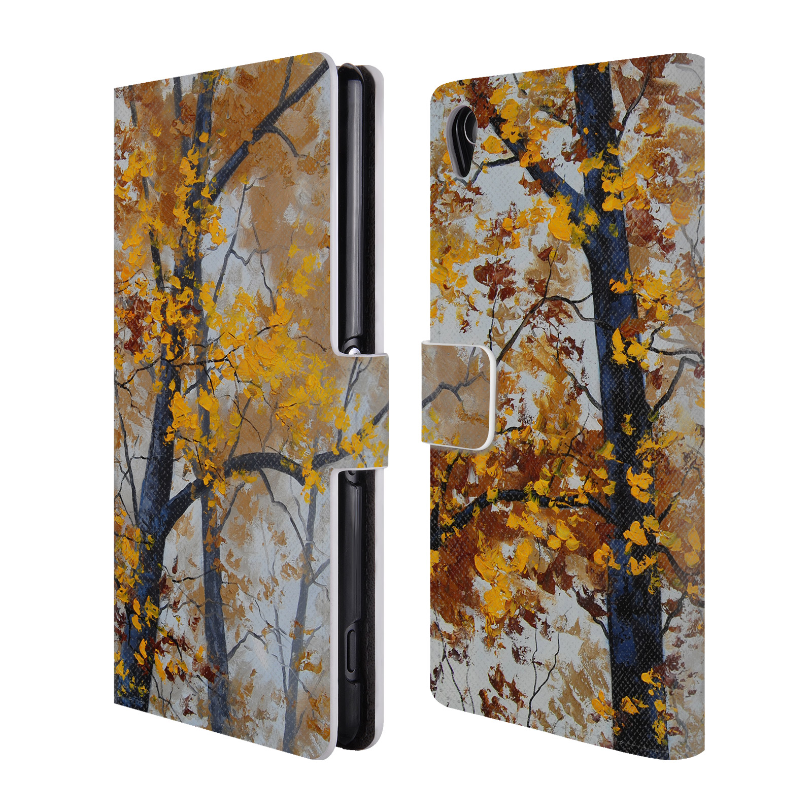 OFFICIAL-GRAHAM-GERCKEN-AUTUMN-LEATHER-BOOK-WALLET-CASE-COVER-FOR-SONY-PHONES-1