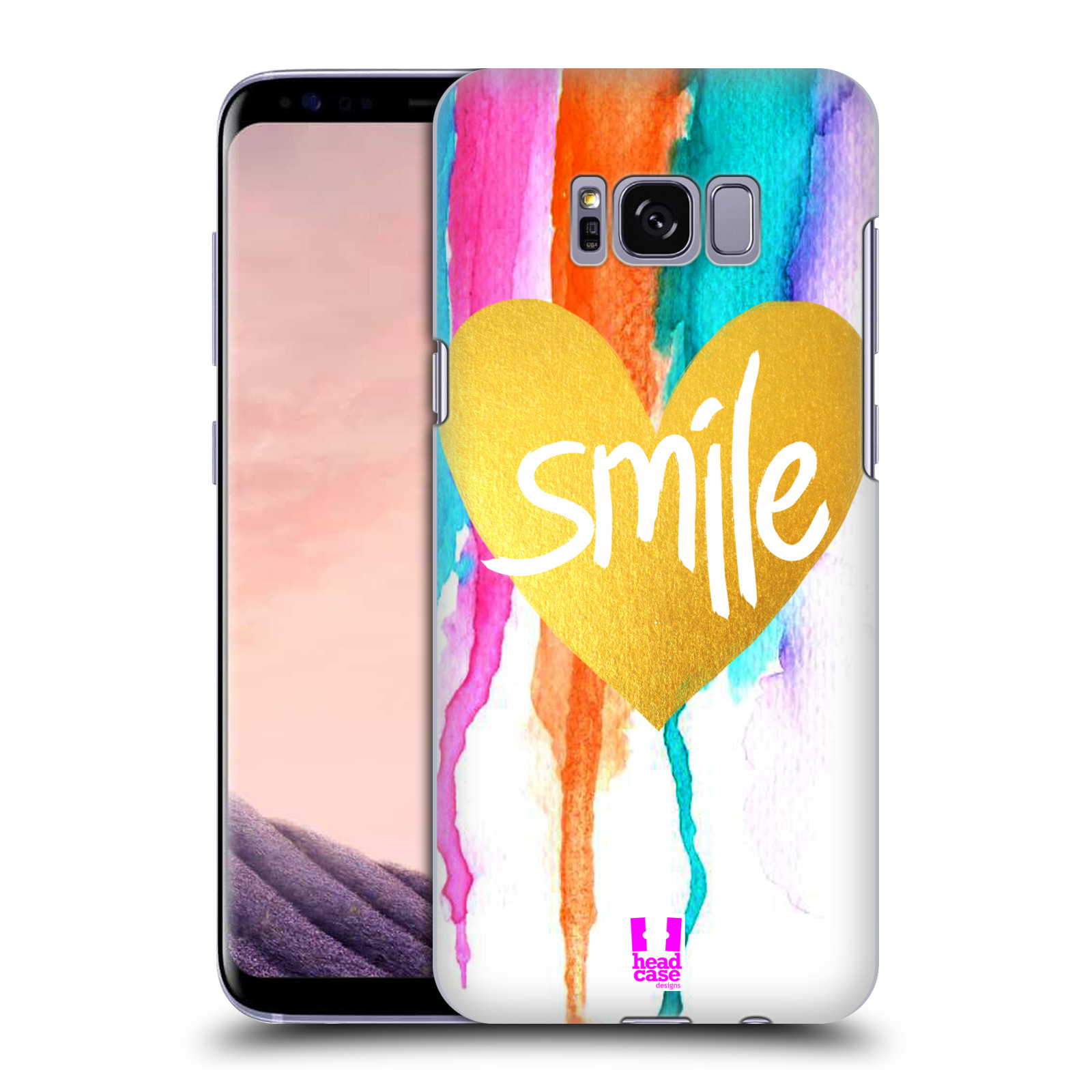 HEAD-CASE-DESIGNS-GOLDEN-EXPRESSIONS-HARD-BACK-CASE-FOR-SAMSUNG-GALAXY-S8