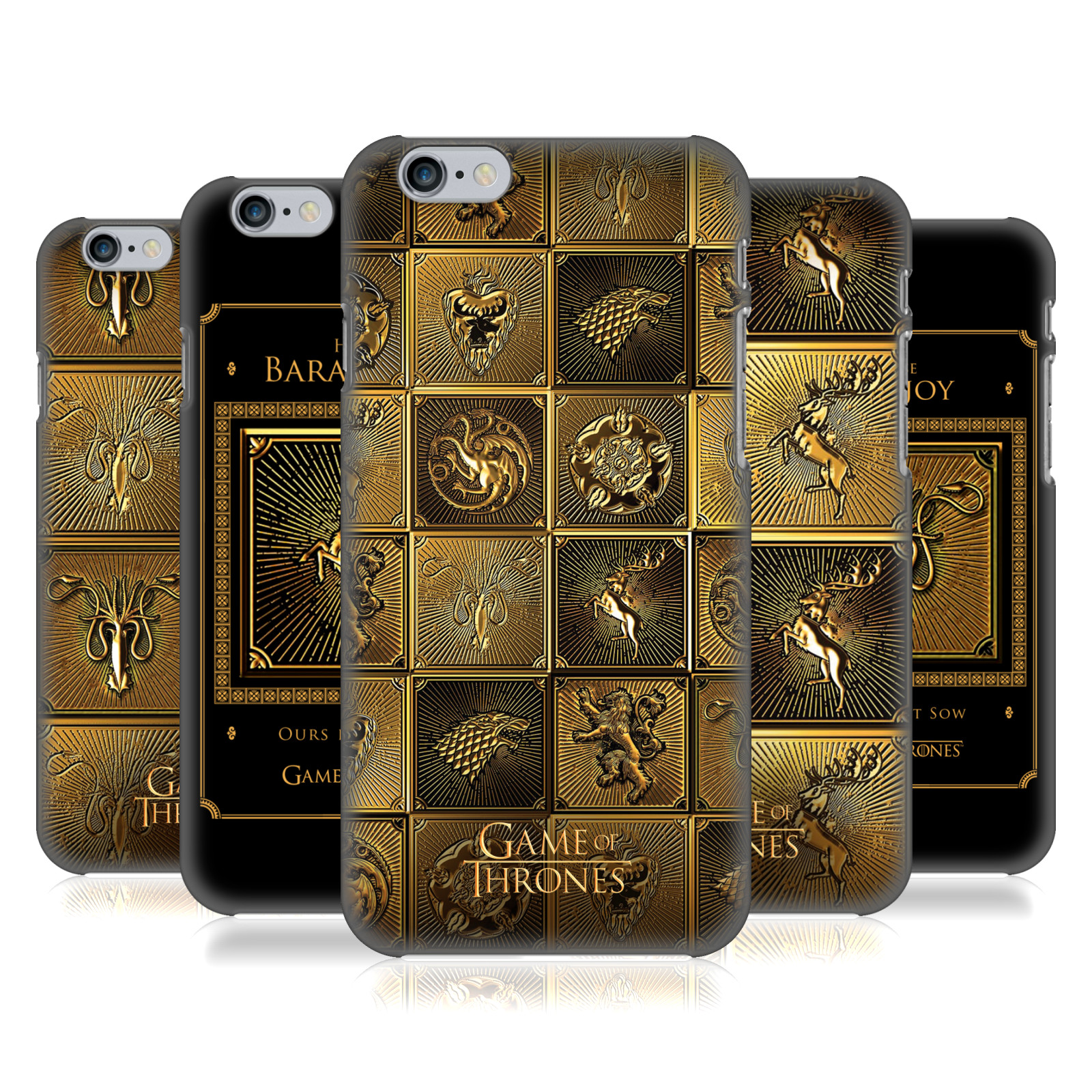Game of Thrones Golden Sigils