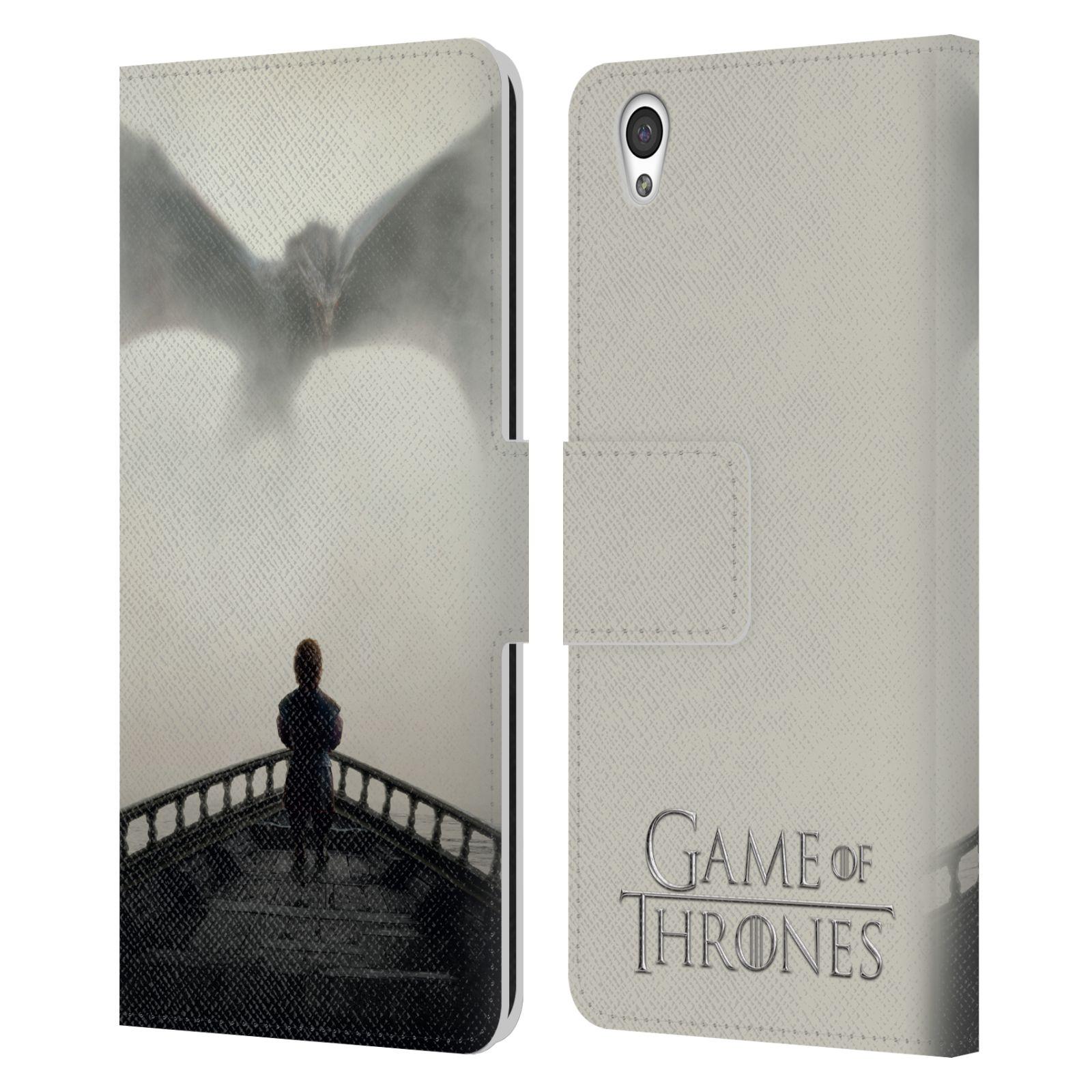 Pouzdro na mobil OnePlus X - Head Case - Hra o trůny draci přichází
