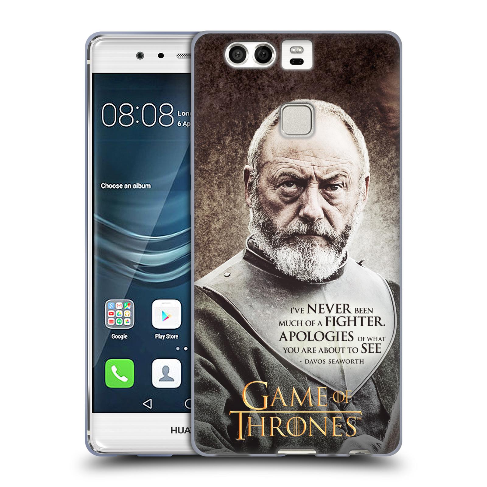 HEAD CASE silikonový obal na mobil Huawei P9   P9 DUAL SIM oficiální kryt Hra  o empty 2cbdd91ce10