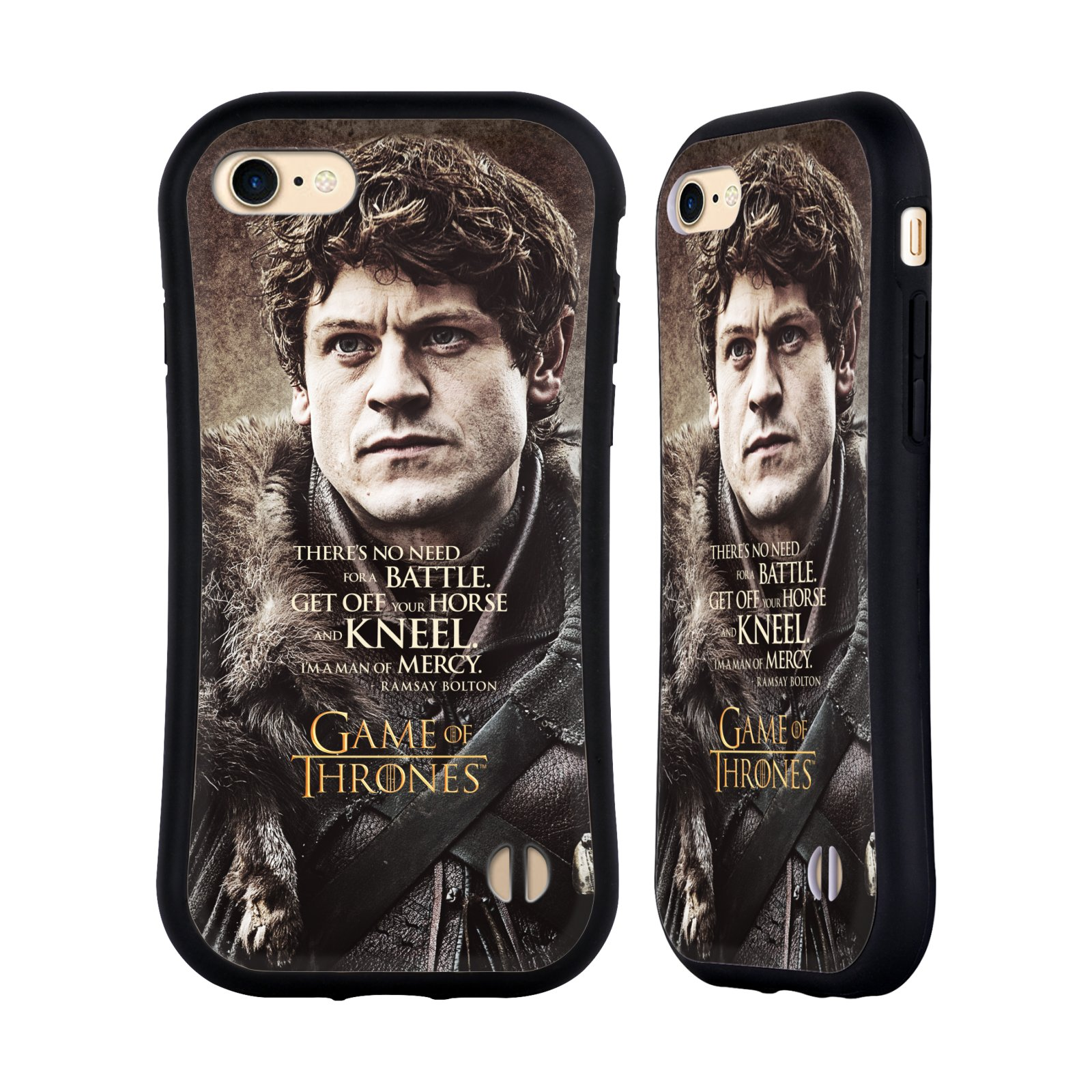 HEAD CASE odolný obal na mobil Apple Iphone 8 oficiální kryt Hra o trůny Ramsay Bolton