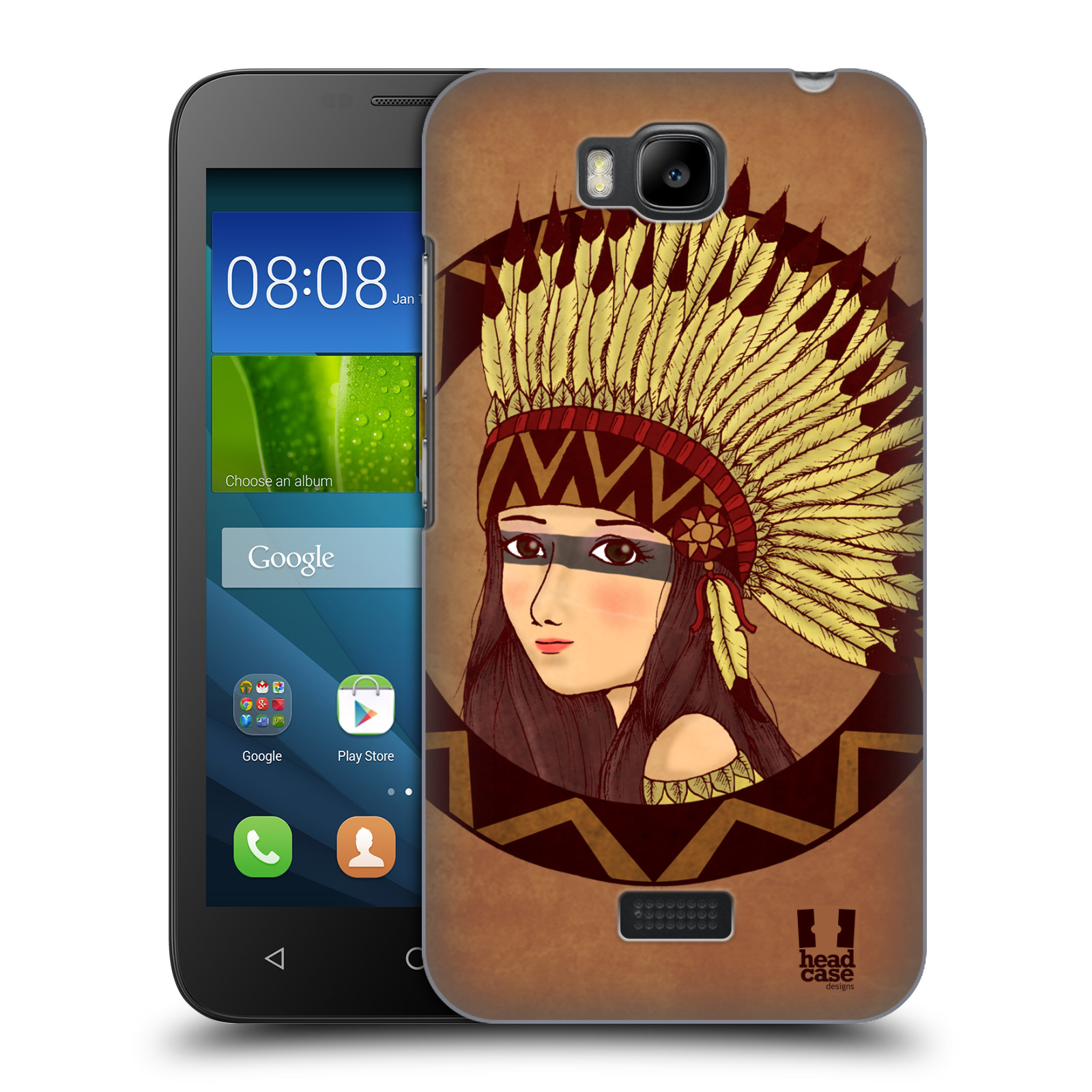 HEAD-CASE-DESIGNS-HEADDRESS-CHIC-HARD-BACK-CASE-FOR-HUAWEI-PHONES-2