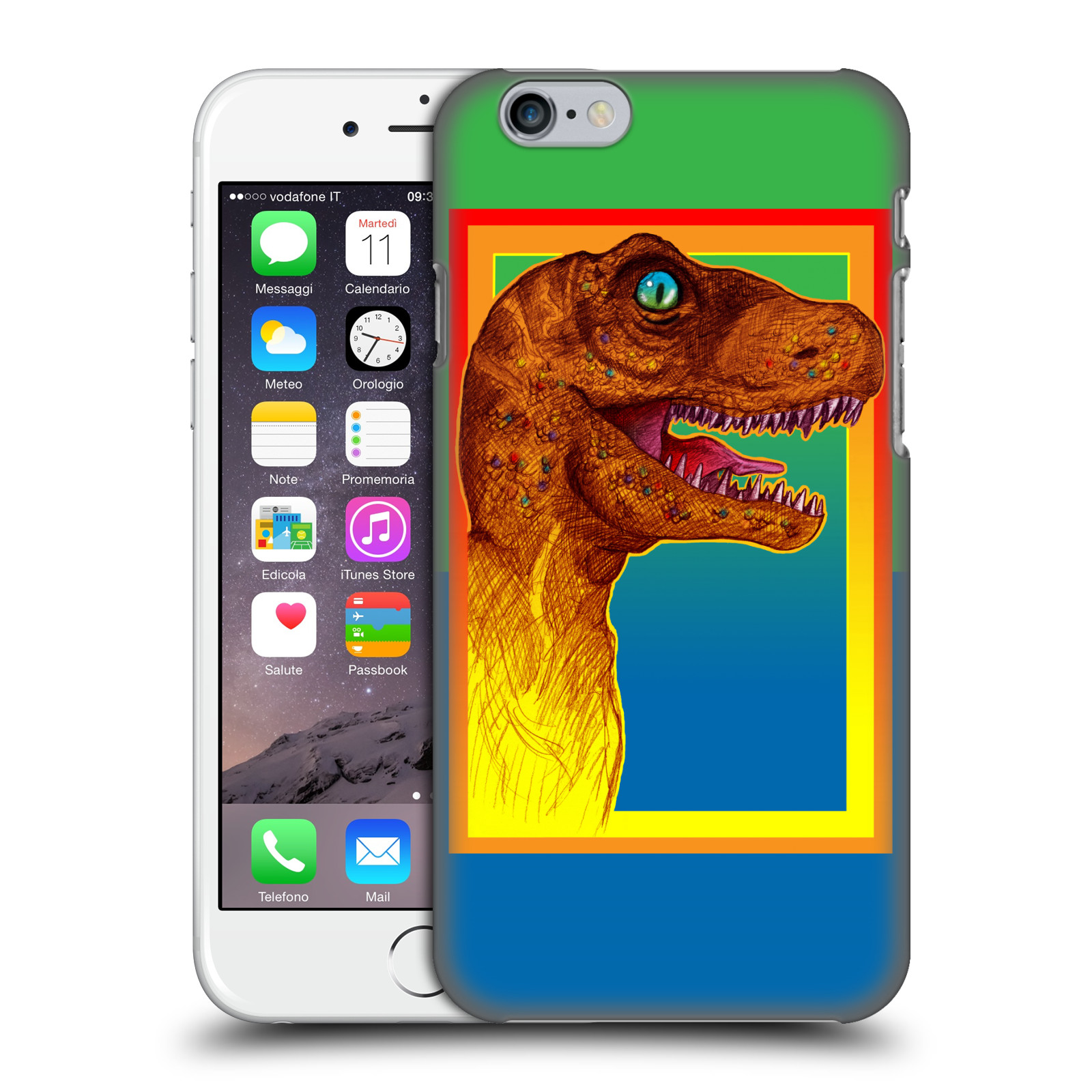 Howie Green Dinosaurs-Pop Art 3