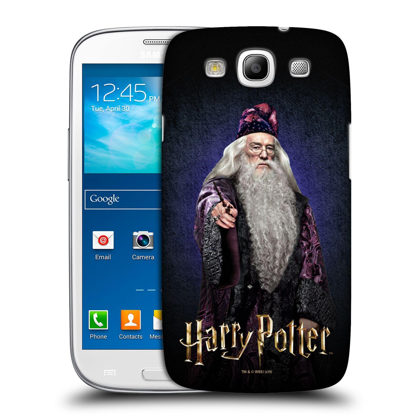 Pouzdro na mobil Samsung Galaxy S3 - HEAD CASE - Albus Brumbál