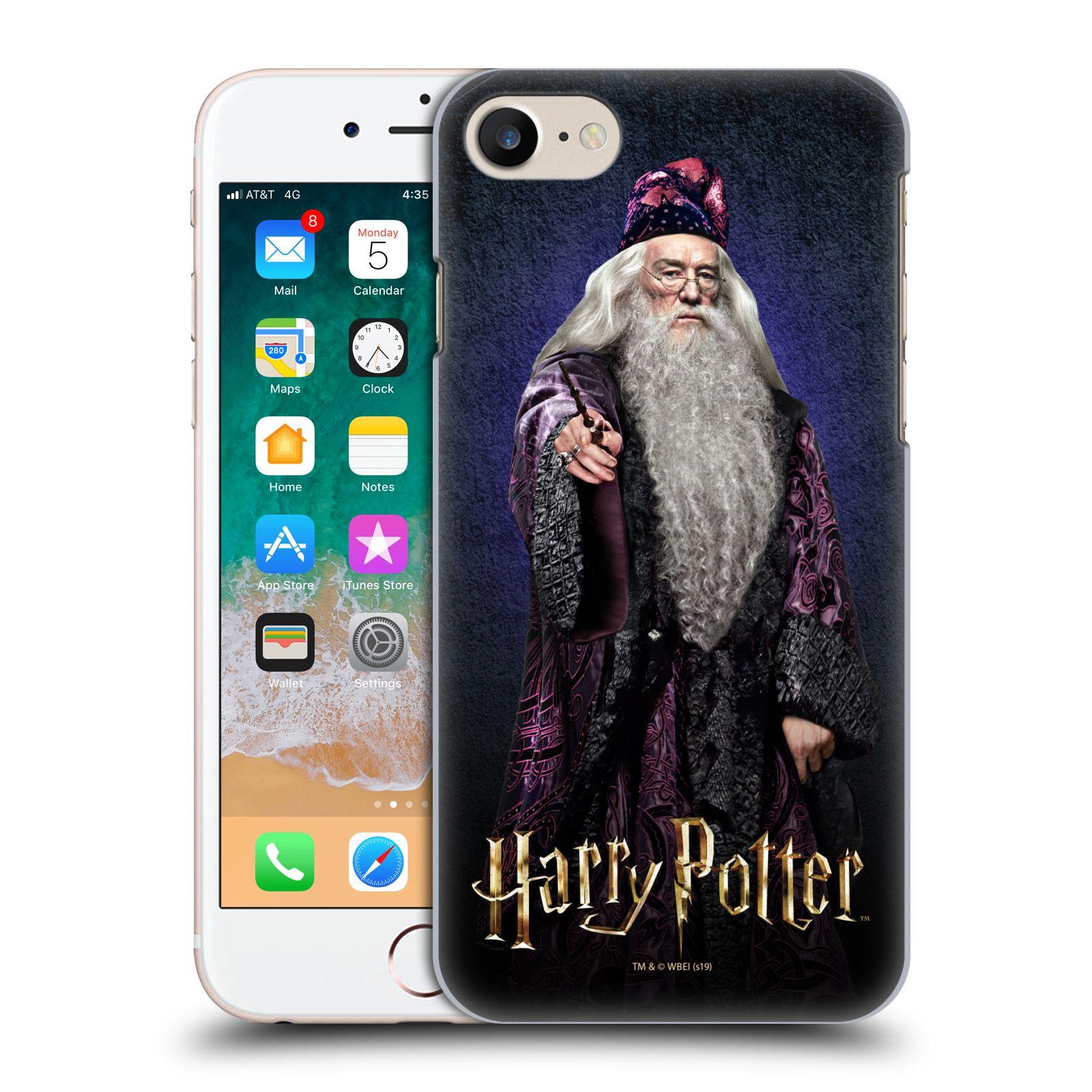 Pouzdro na mobil Apple Iphone 7/8 - HEAD CASE - Albus Brumbál