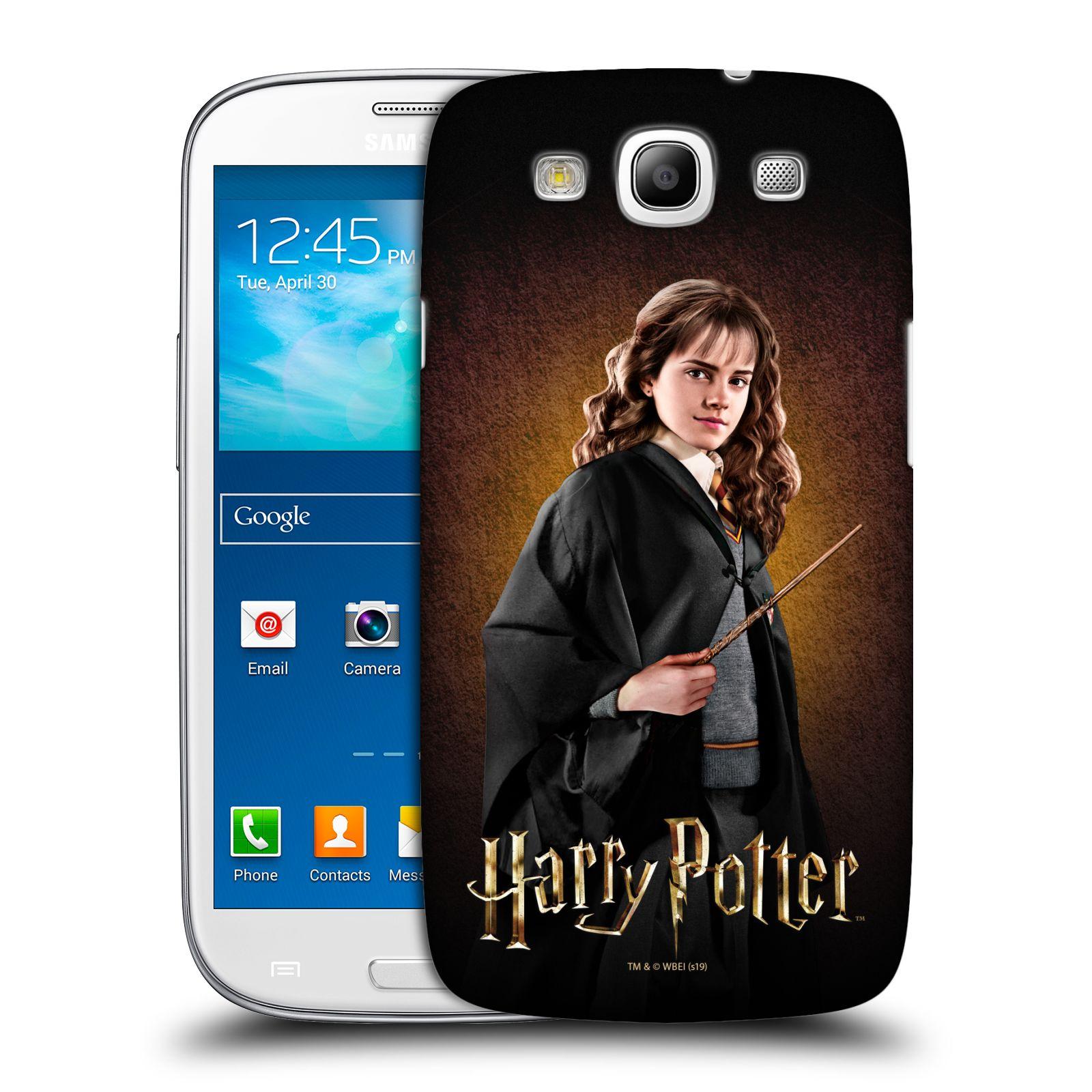 Pouzdro na mobil Samsung Galaxy S3 - HEAD CASE - Hermiona Grangerová