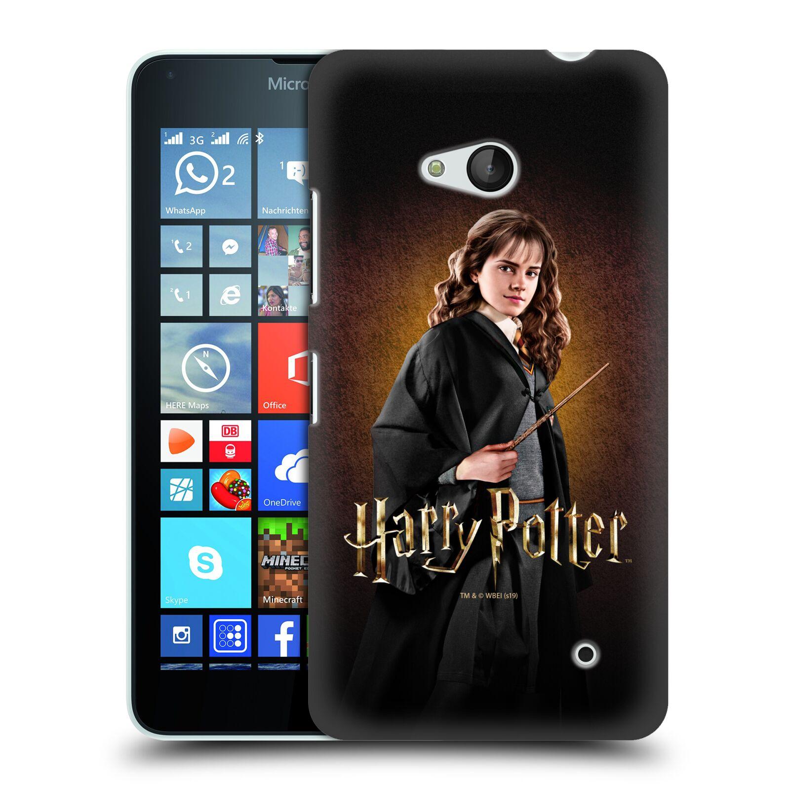 Pouzdro na mobil Microsoft Lumia 640 / 640 DUAL SIM - HEAD CASE - Hermiona Grangerová