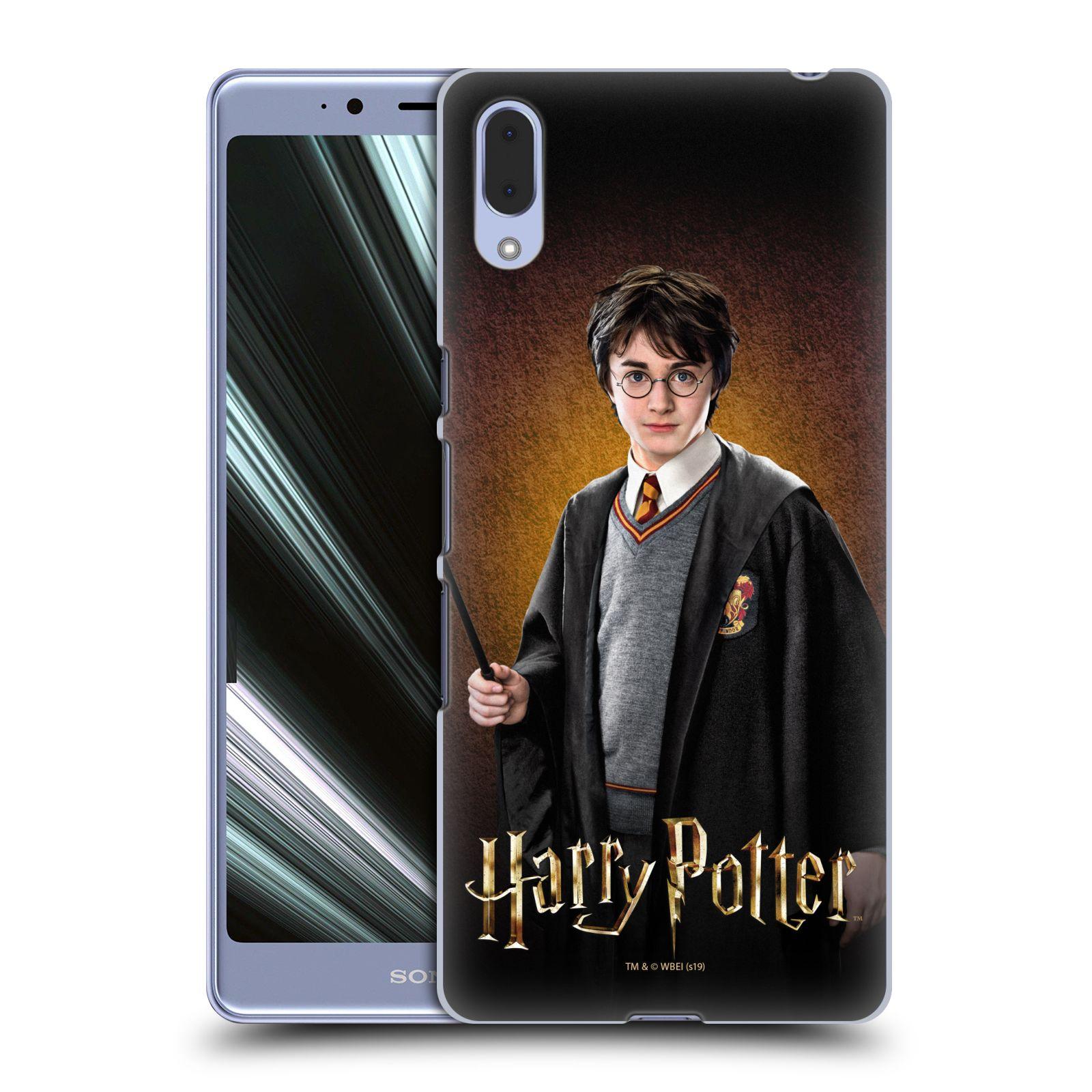 Pouzdro na mobil Sony Xperia L3 - HEAD CASE - Harry Potter portrét